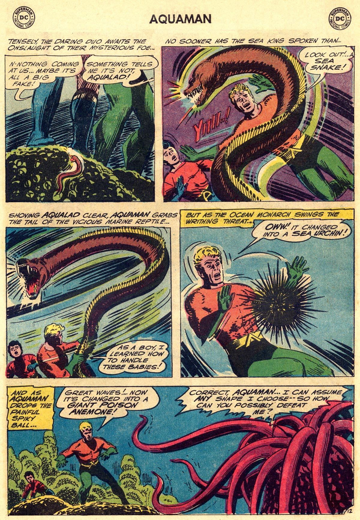 Read online Aquaman (1962) comic -  Issue #23 - 17