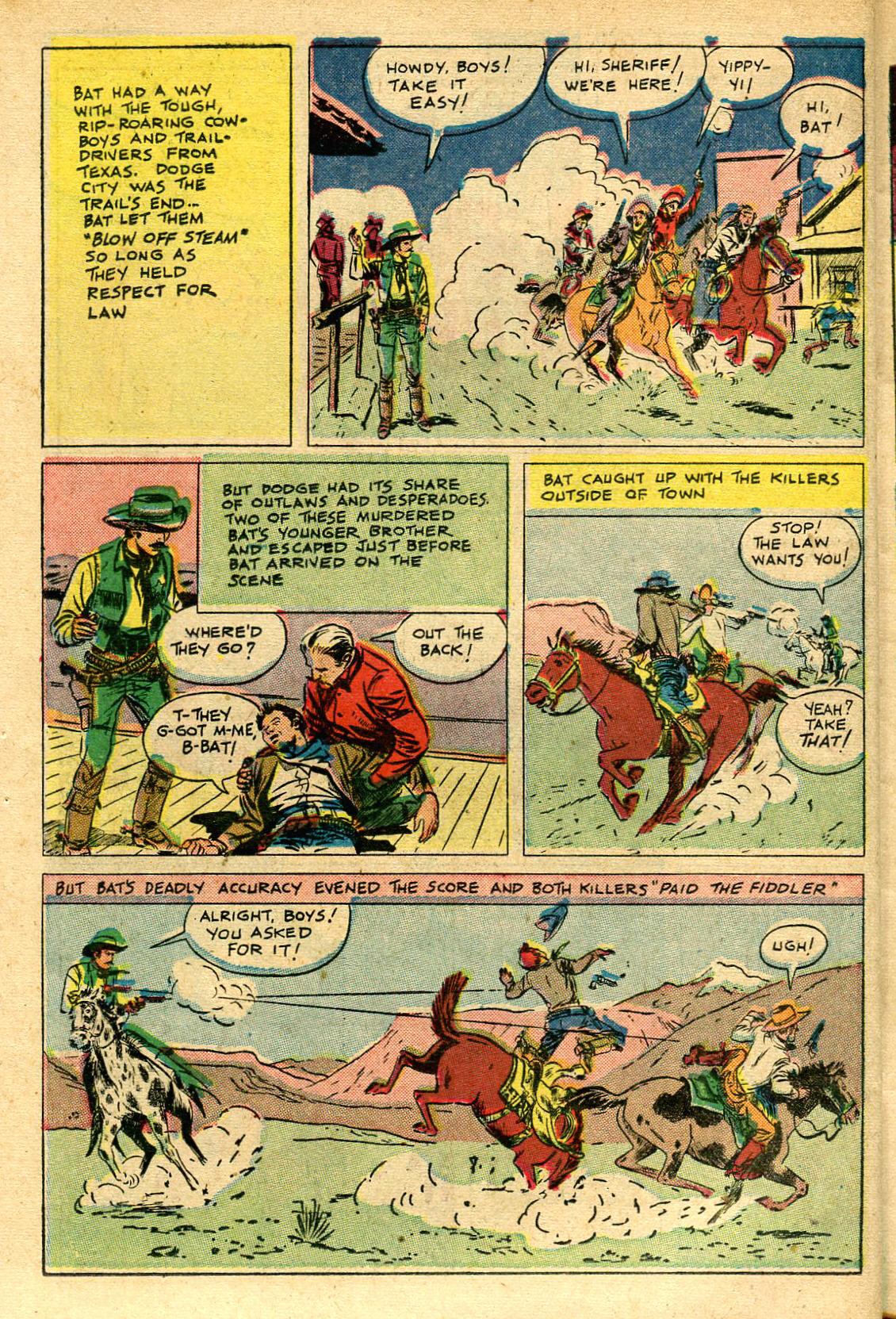 Read online Shadow Comics comic -  Issue #69 - 38