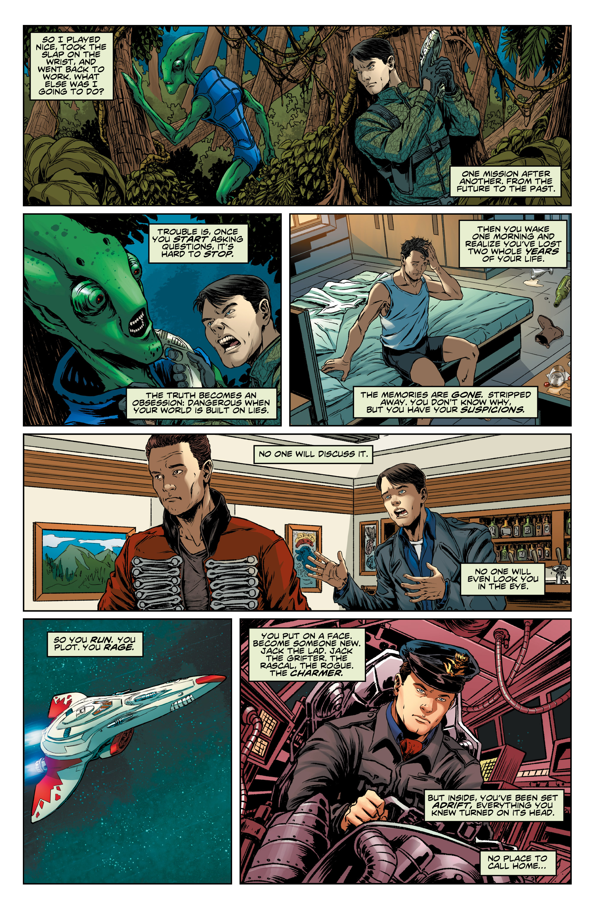 Read online Doctor Who: The Ninth Doctor (2016) comic -  Issue #13 - 15