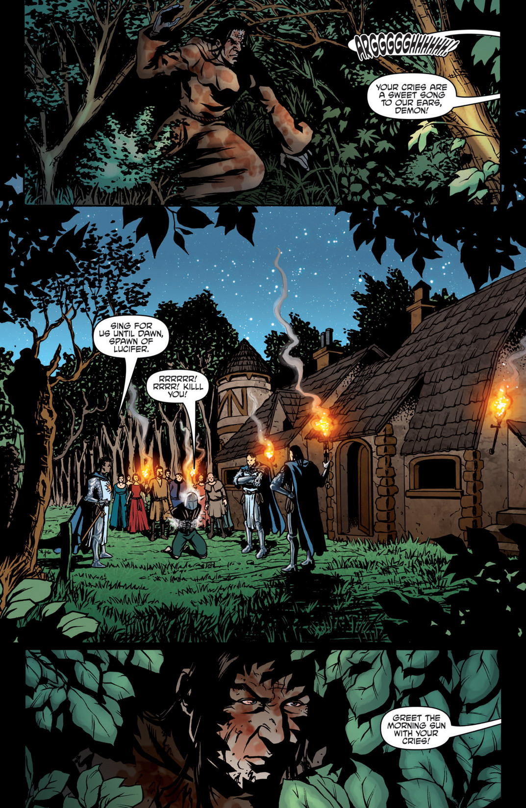 Read online True Blood (2012) comic -  Issue #5 - 11