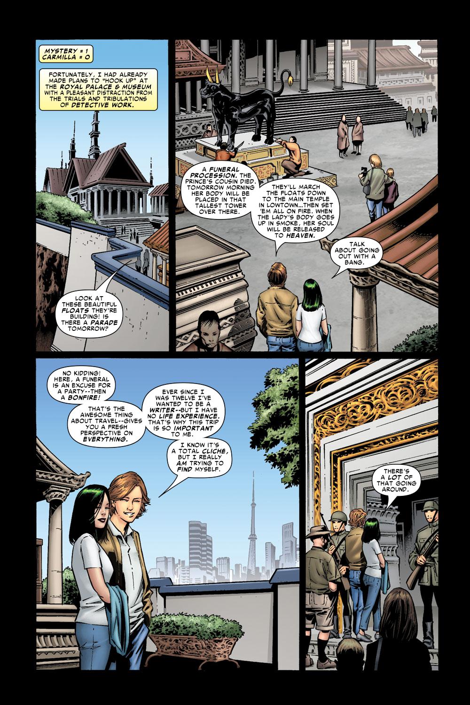 Read online Amazing Fantasy (2004) comic -  Issue #8 - 6