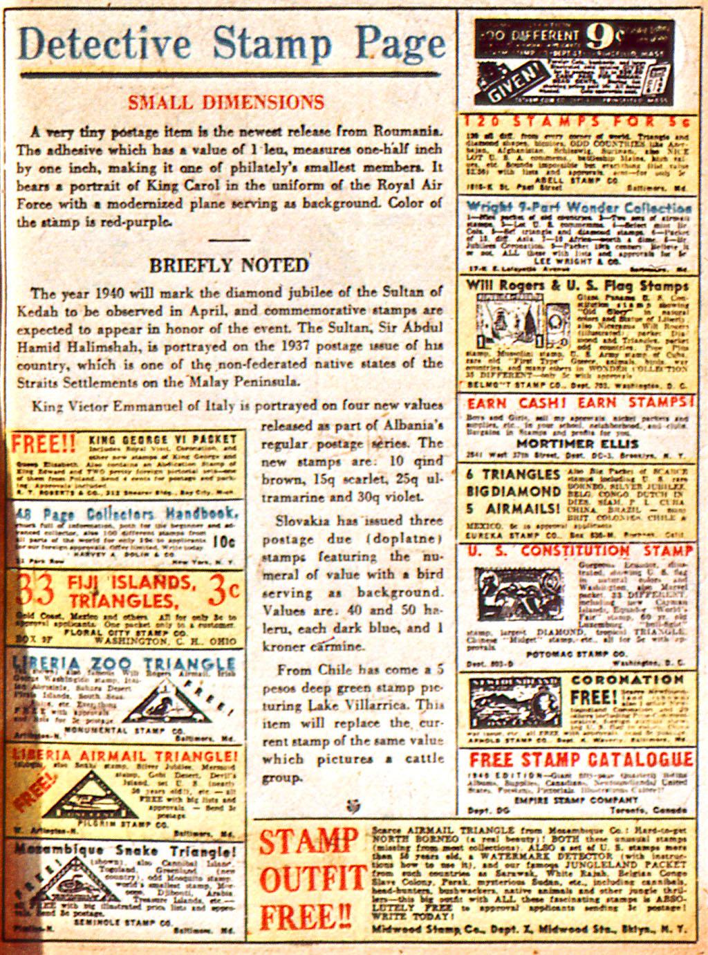 Read online Detective Comics (1937) comic -  Issue #37 - 56