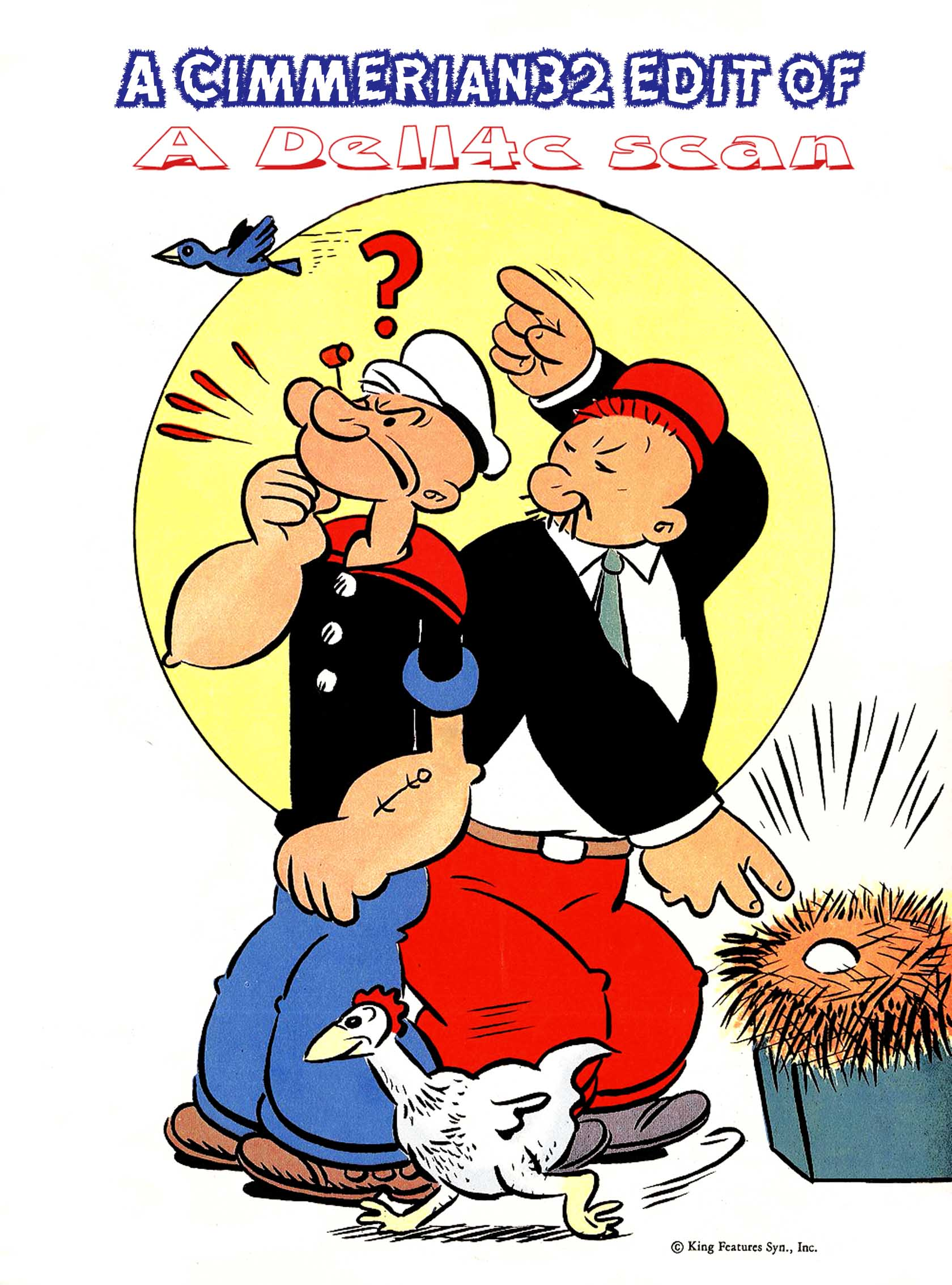 Read online Secret Six (1968) comic -  Issue #5 - 36