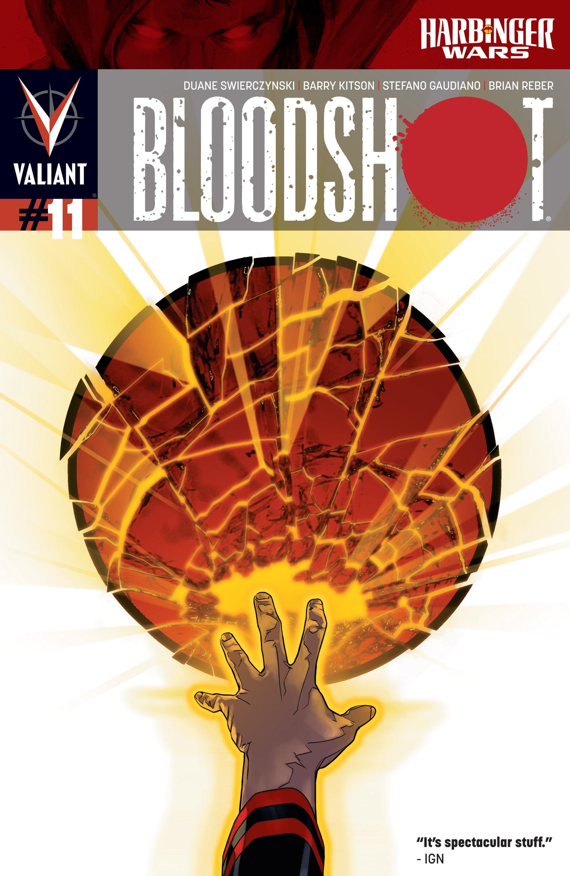 Bloodshot (2012) 11 Page 1