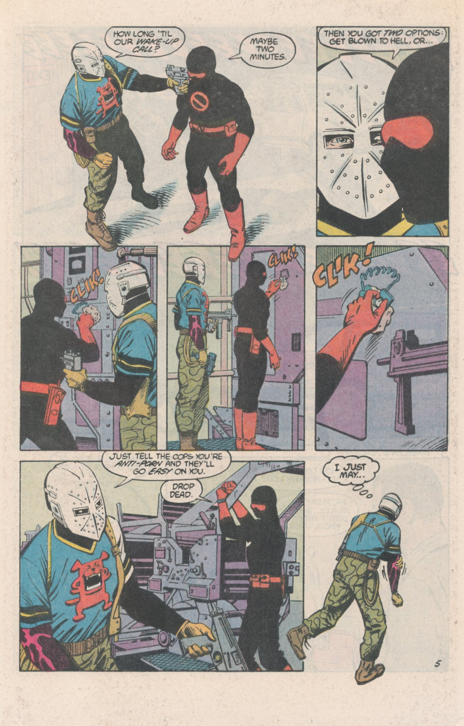 Read online Action Comics (1938) comic -  Issue #607 - 25