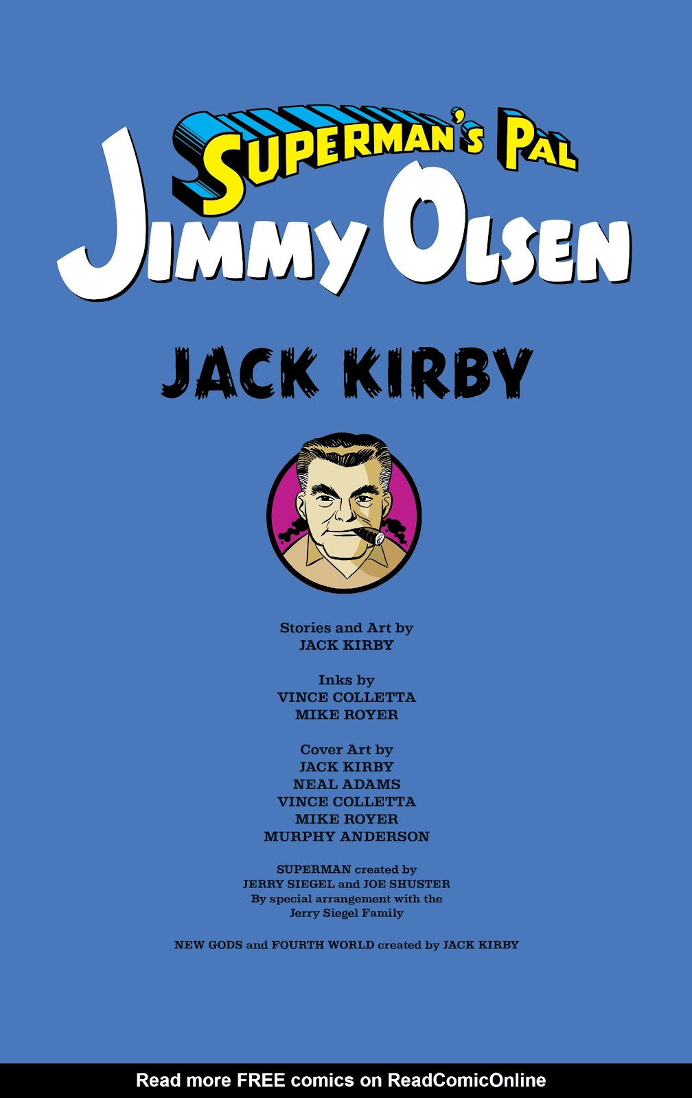 Read online Superman's Pal, Jimmy Olsen by Jack Kirby comic -  Issue # TPB (Part 1) - 4