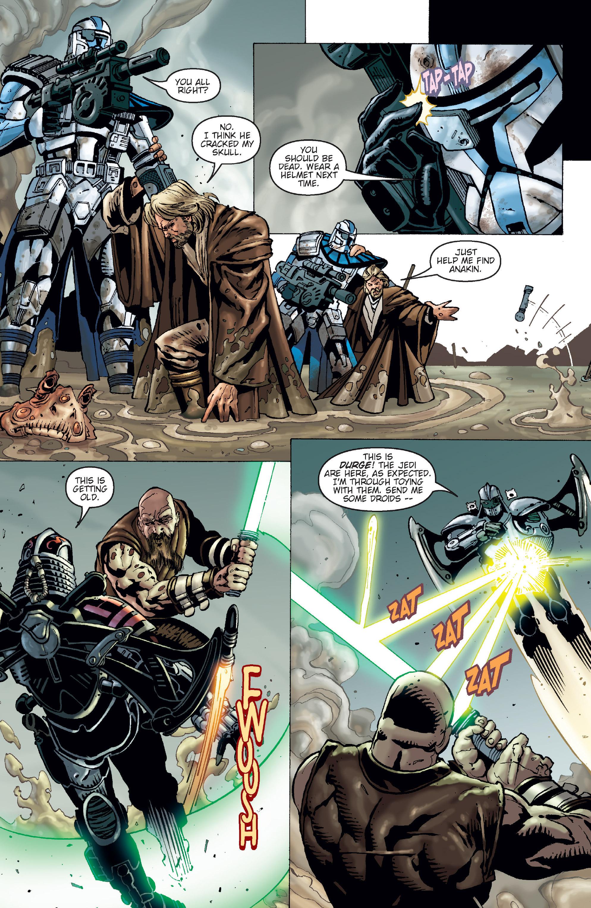 Read online Star Wars Omnibus comic -  Issue # Vol. 24 - 138