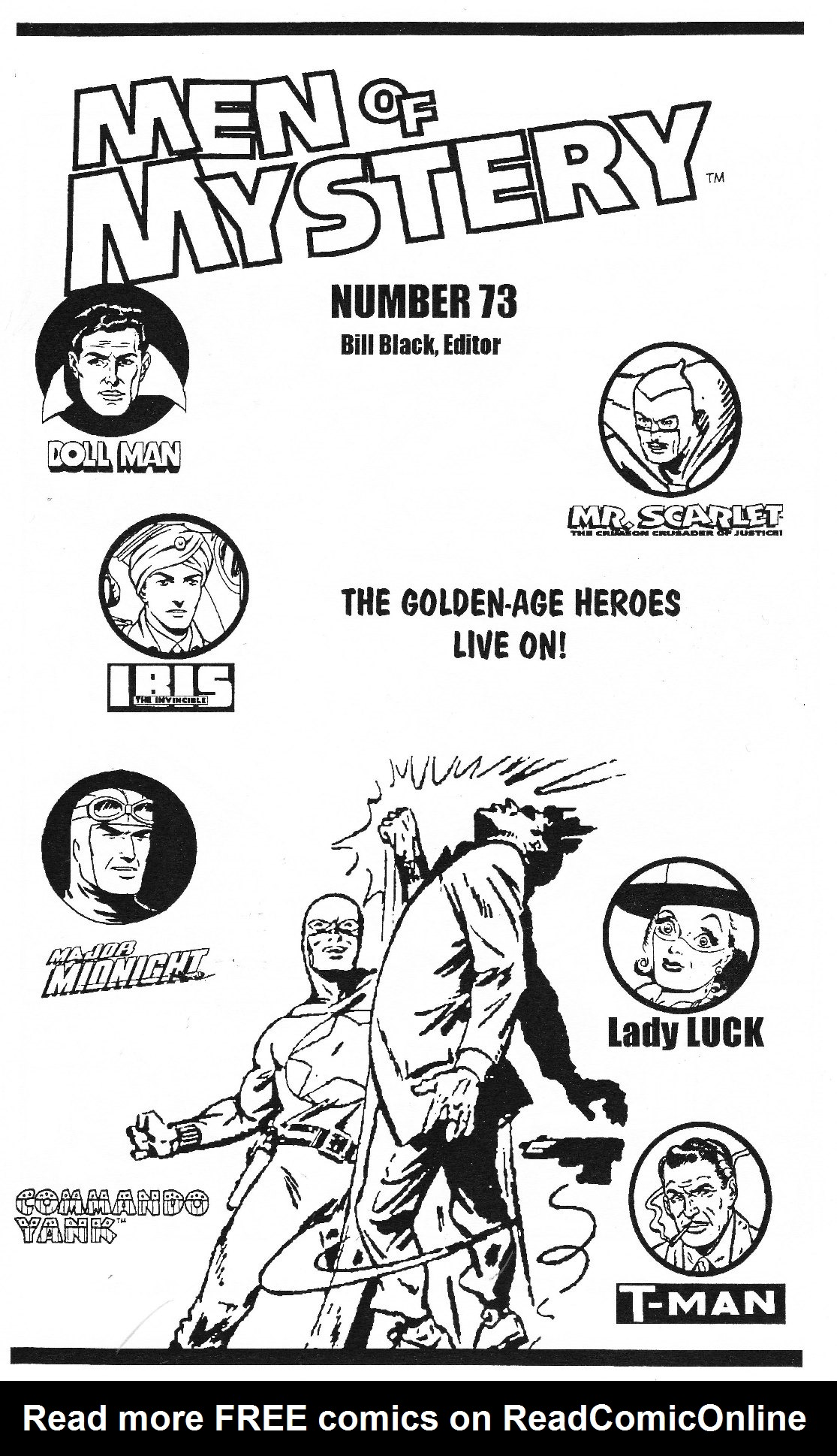 Read online Men of Mystery Comics comic -  Issue #73 - 3