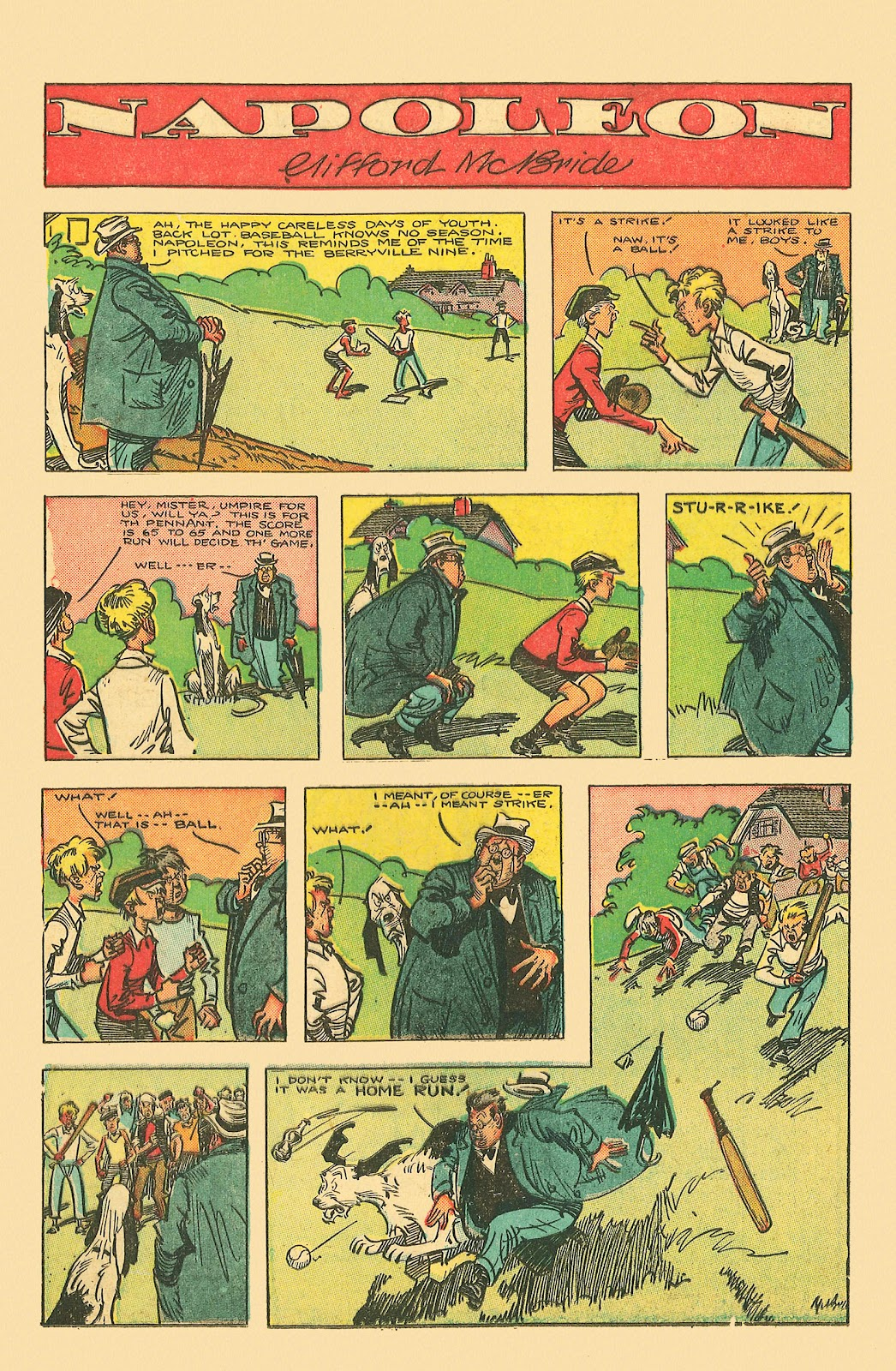 Read online Famous Funnies comic -  Issue #181 - 20