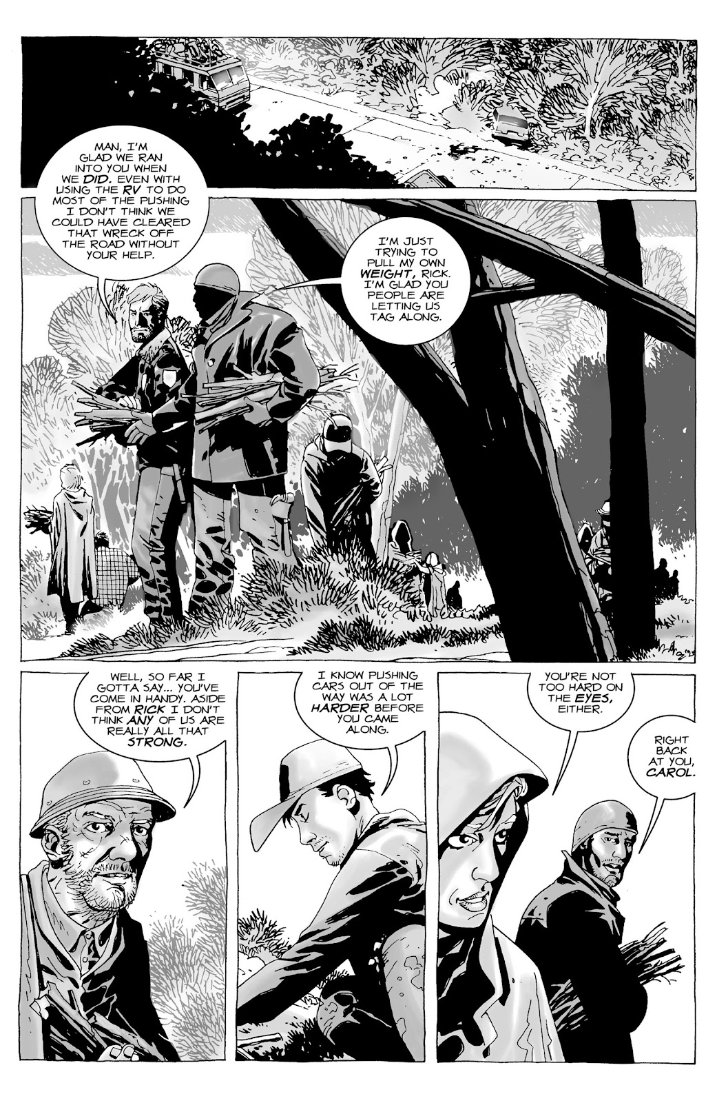 The Walking Dead issue Special - Tyreese Special - Page 27