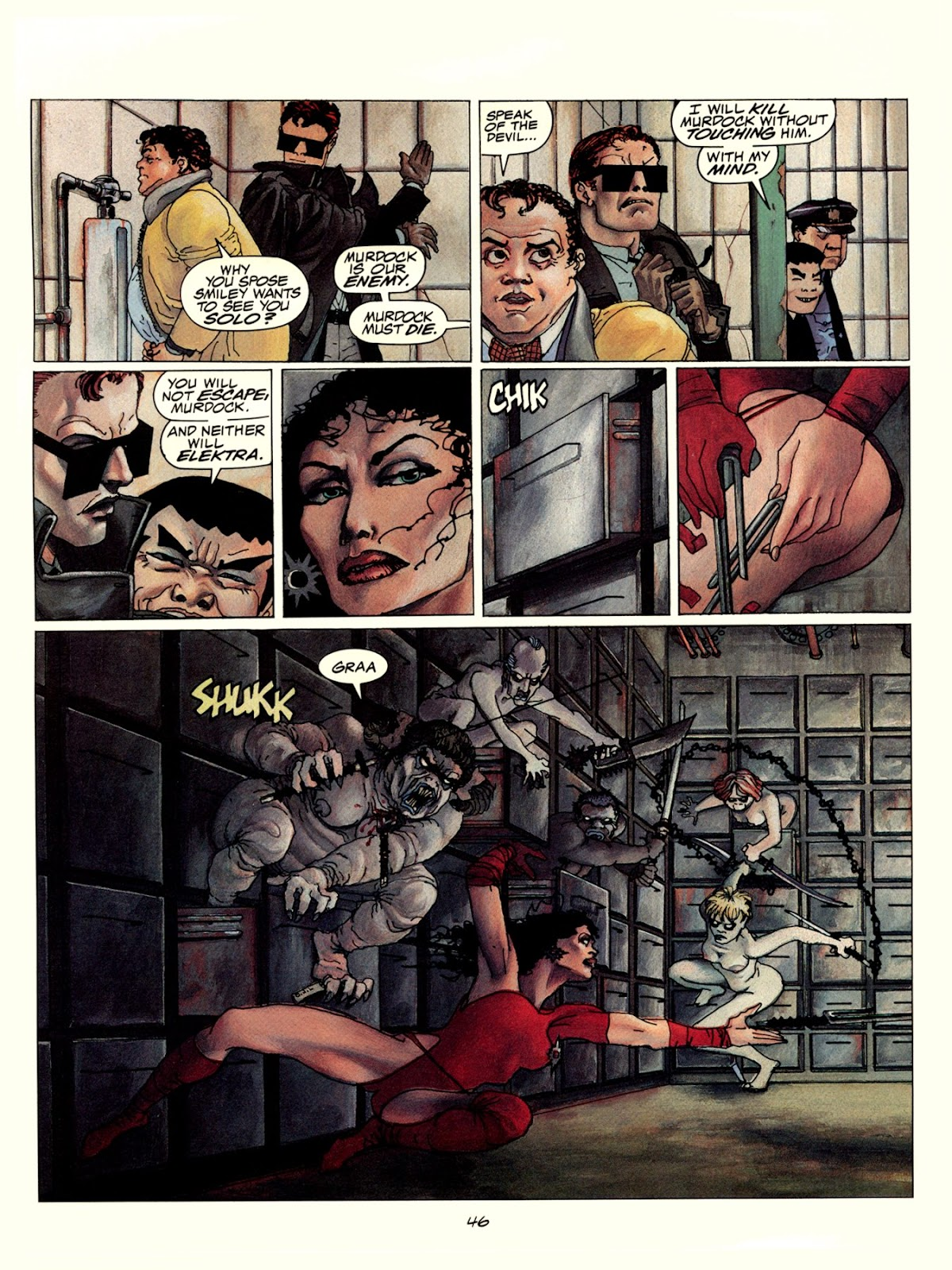 Elektra Lives Again issue Full - Page 53