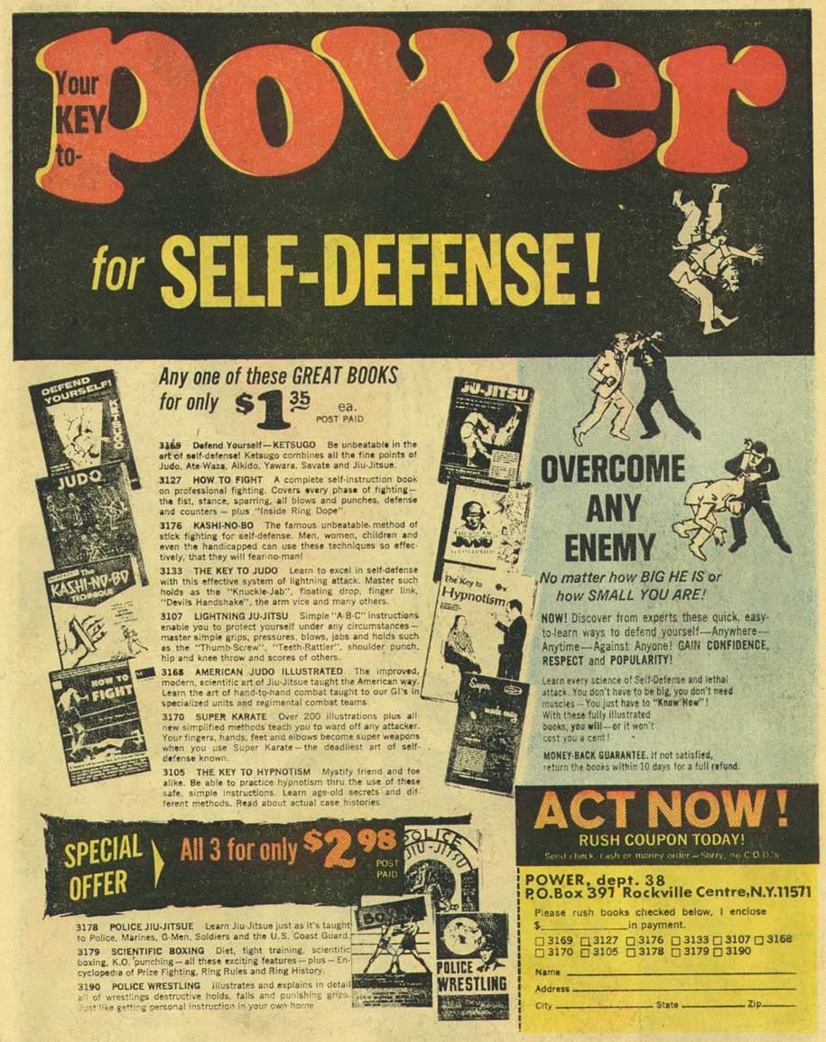 Read online Aquaman (1962) comic -  Issue #38 - 30