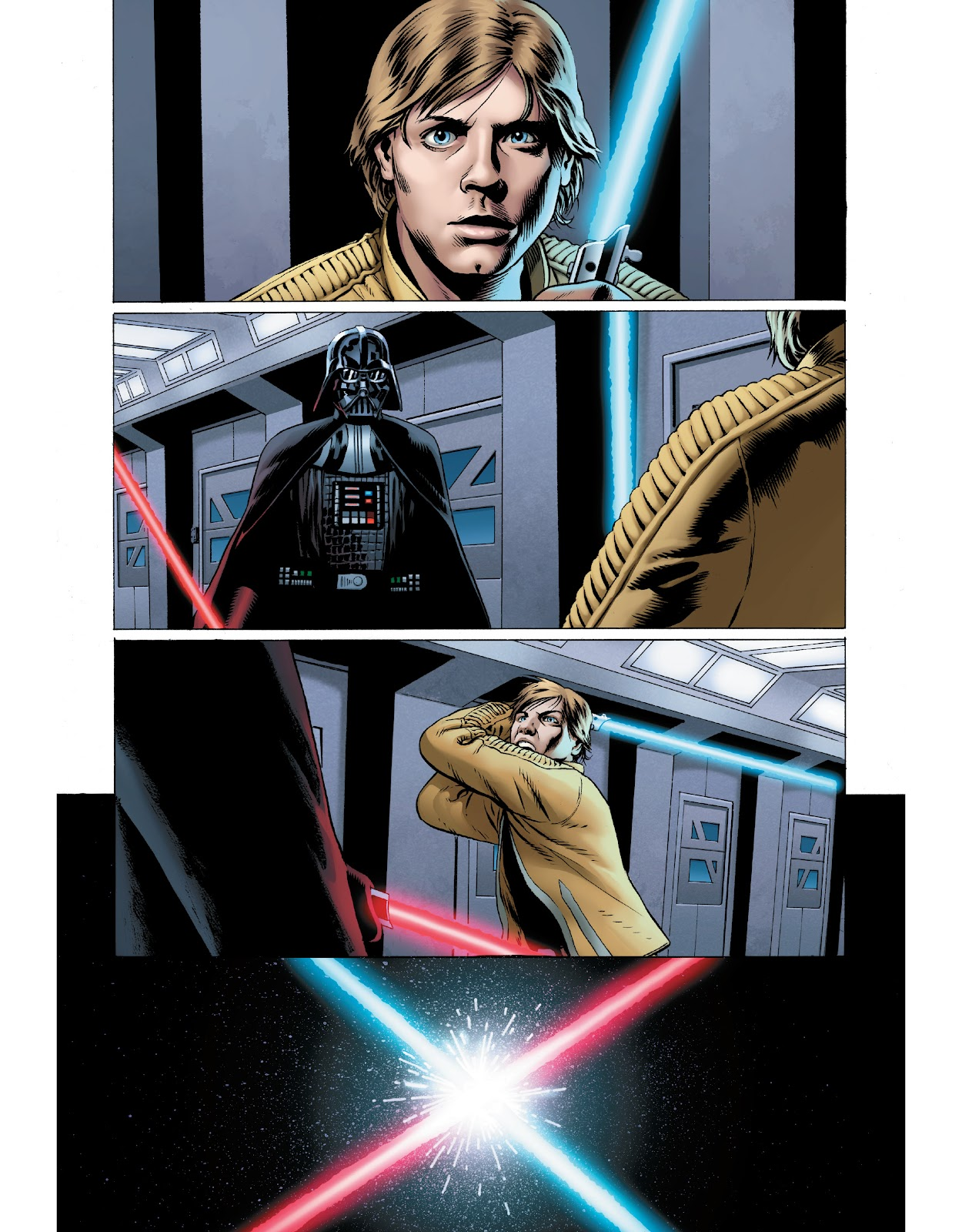 Read online The Marvel Art of Star Wars comic -  Issue # TPB (Part 1) - 25