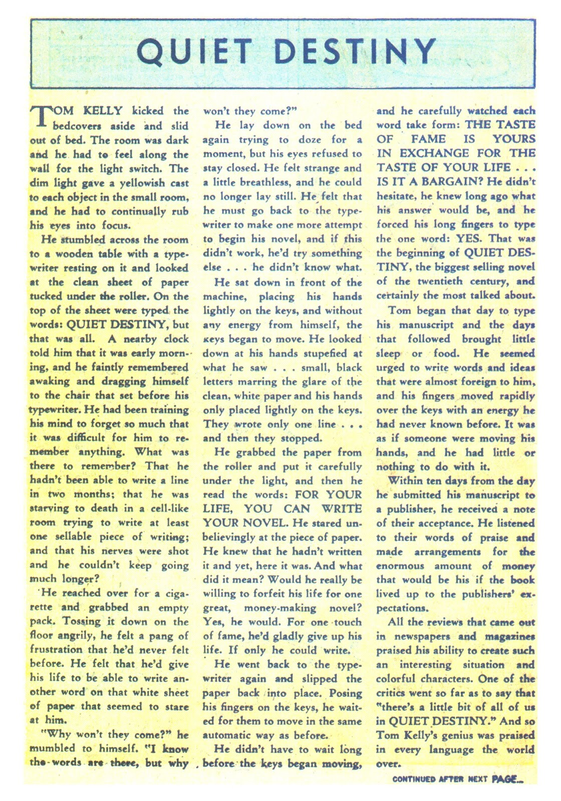 Journey Into Unknown Worlds (1950) issue 37 - Page 20