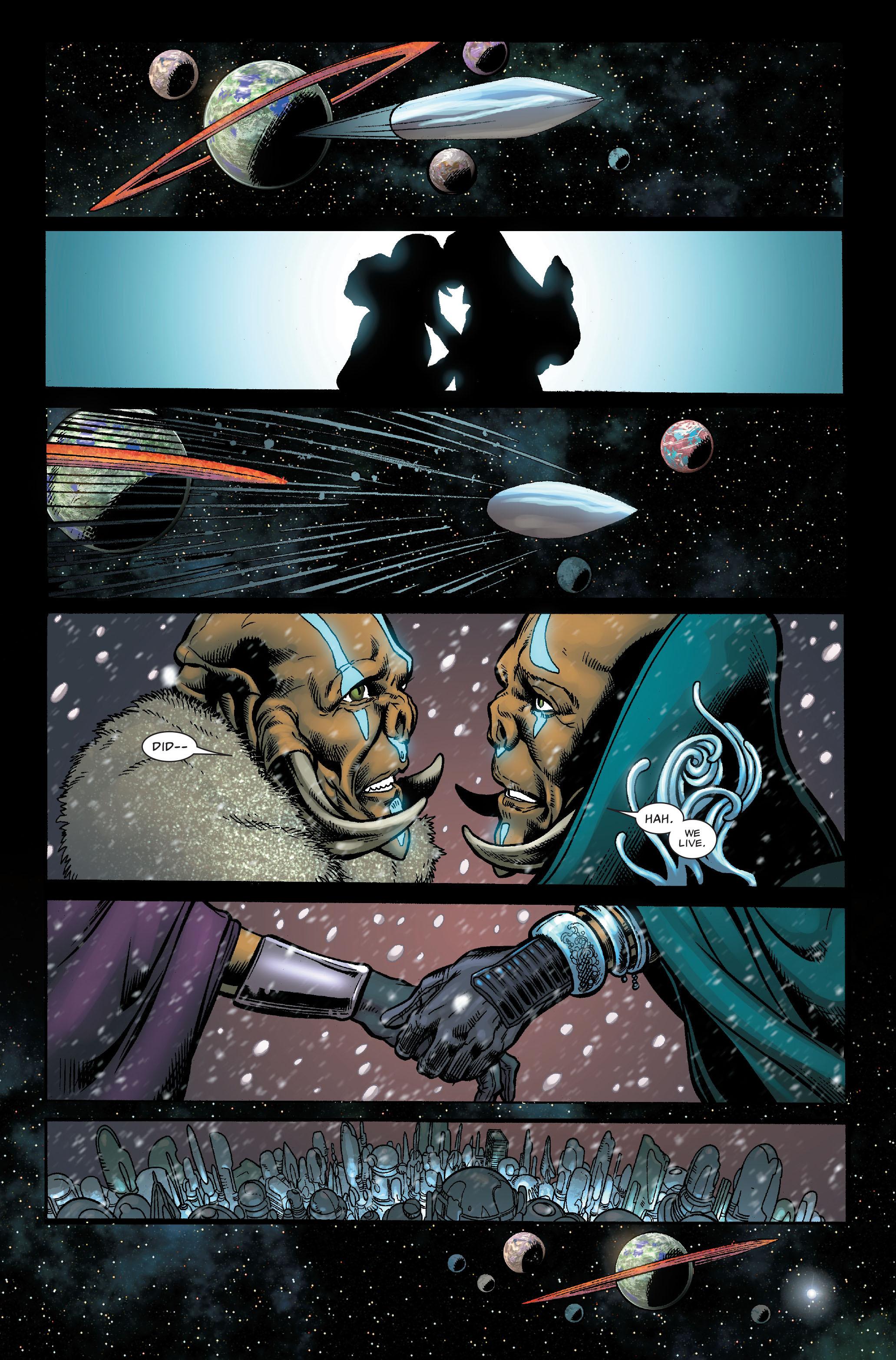Read online Uncanny X-Men (1963) comic -  Issue #522 - 34