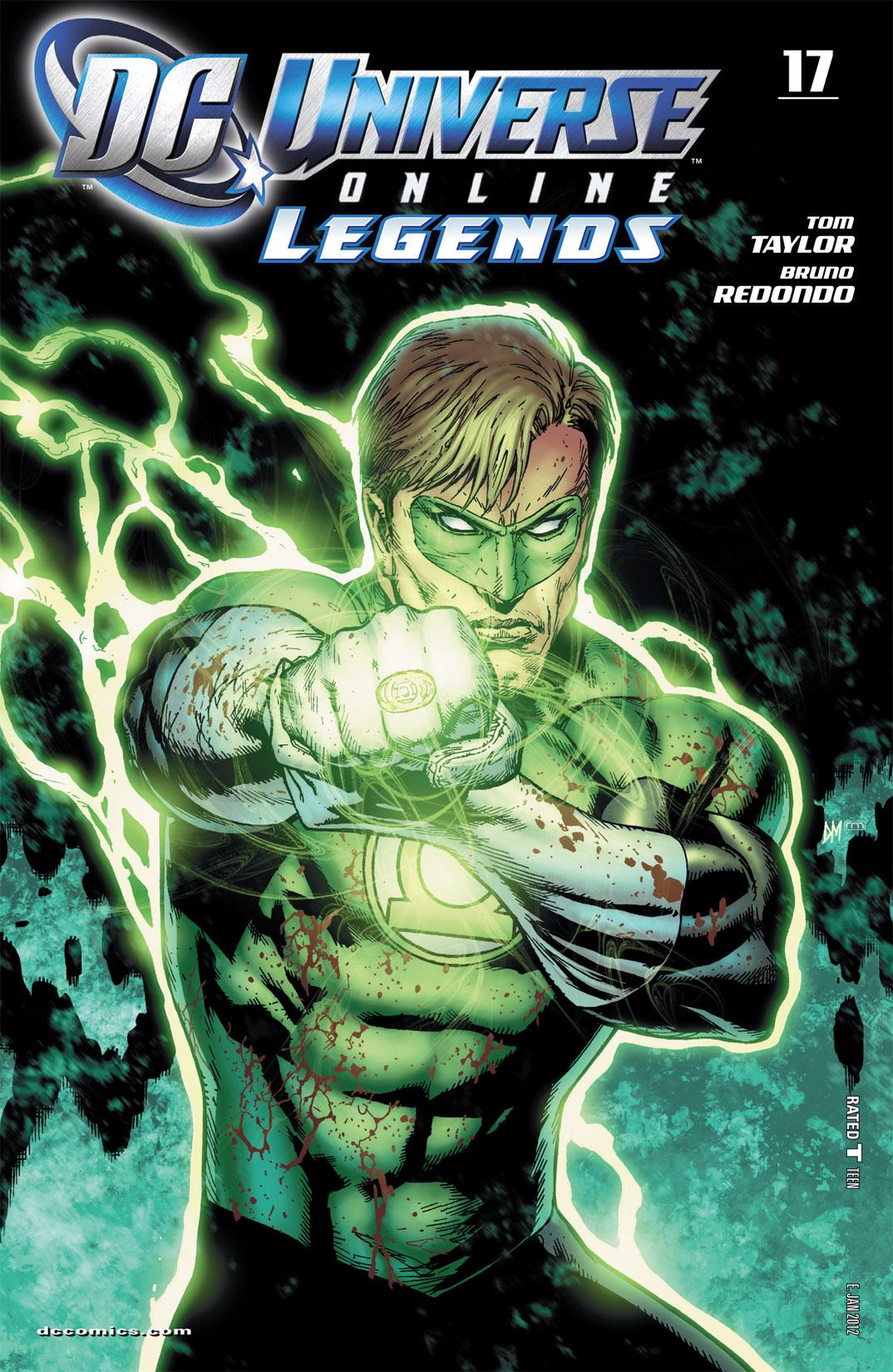 DC Universe Online: Legends 17 Page 1