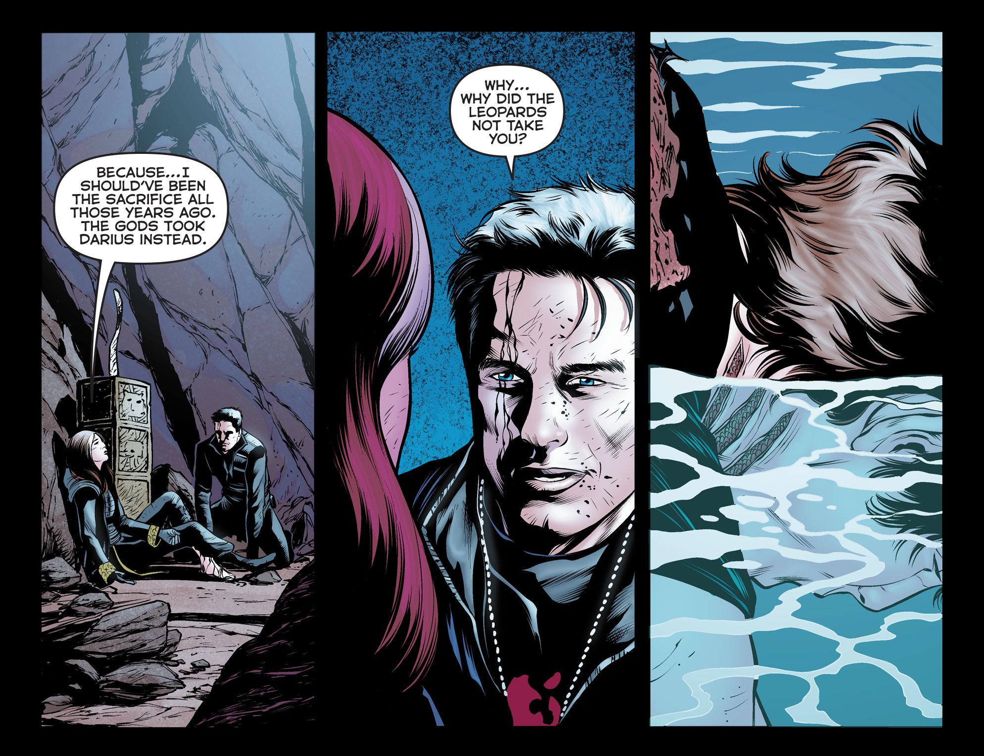 Read online Arrow: The Dark Archer comic -  Issue #12 - 7