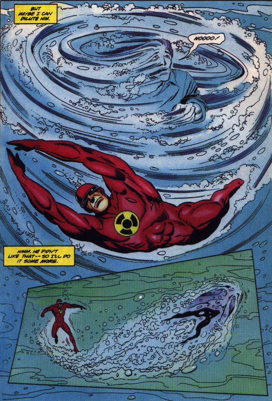 Read online Solar, Man of the Atom comic -  Issue #42 - 19