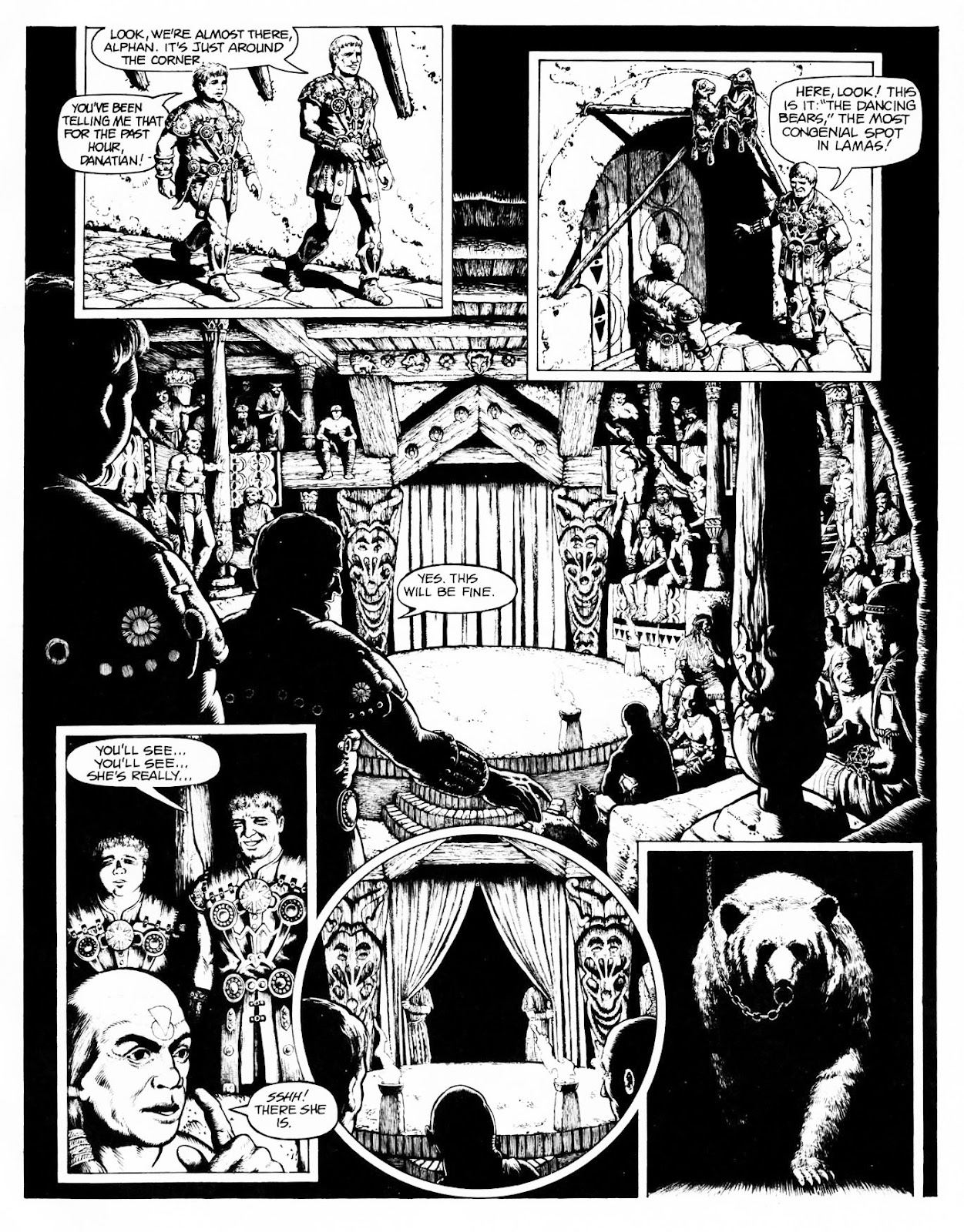 Conquering Armies issue TPB - Page 47