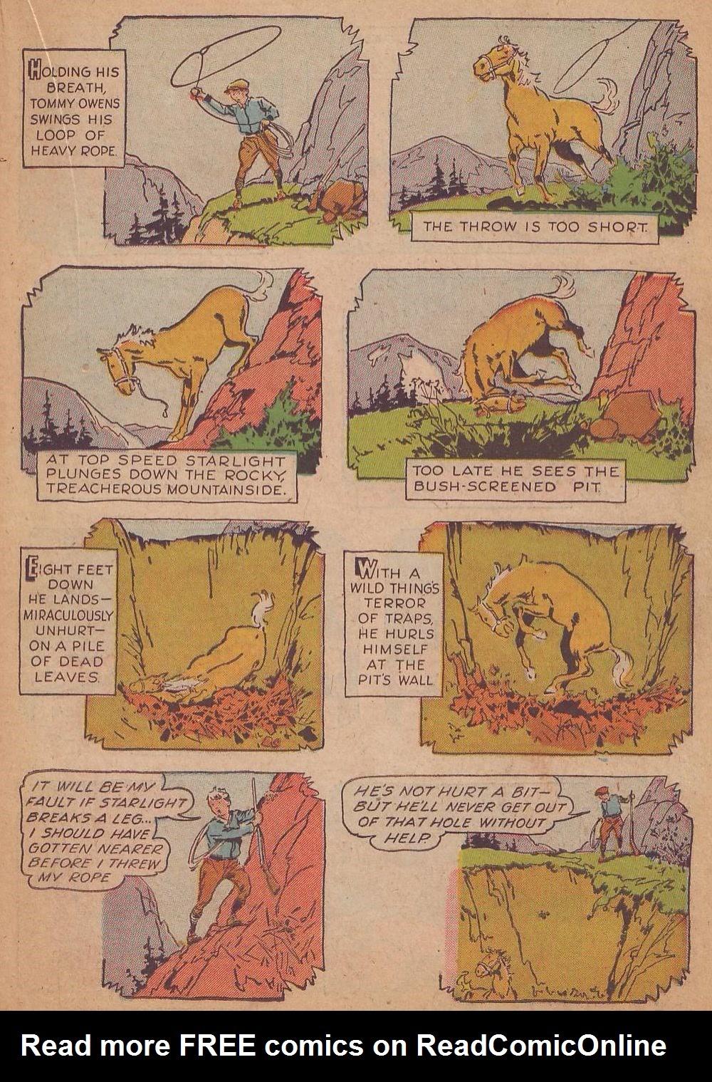 Read online Animal Comics comic -  Issue #8 - 27