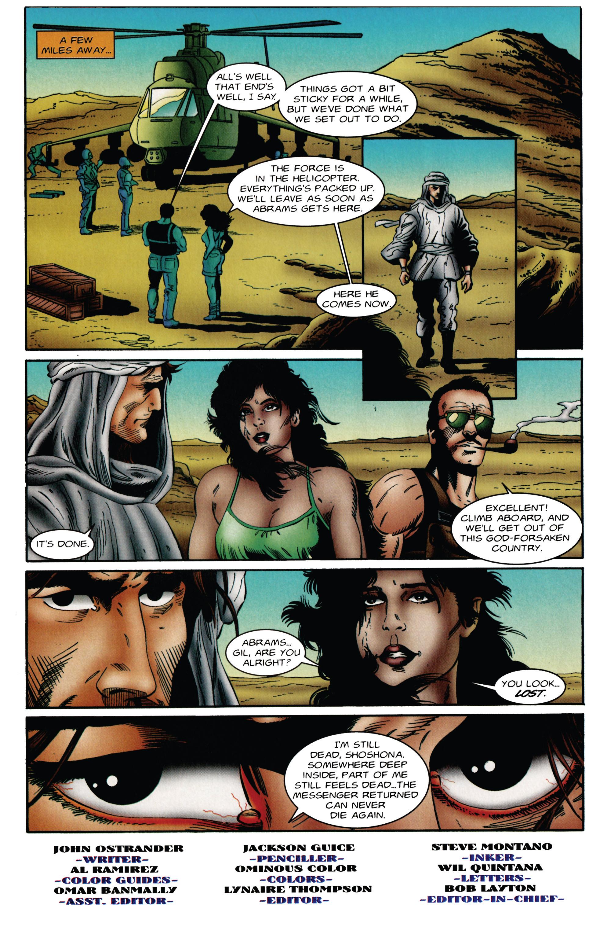 Read online Eternal Warrior (1992) comic -  Issue #48 - 22