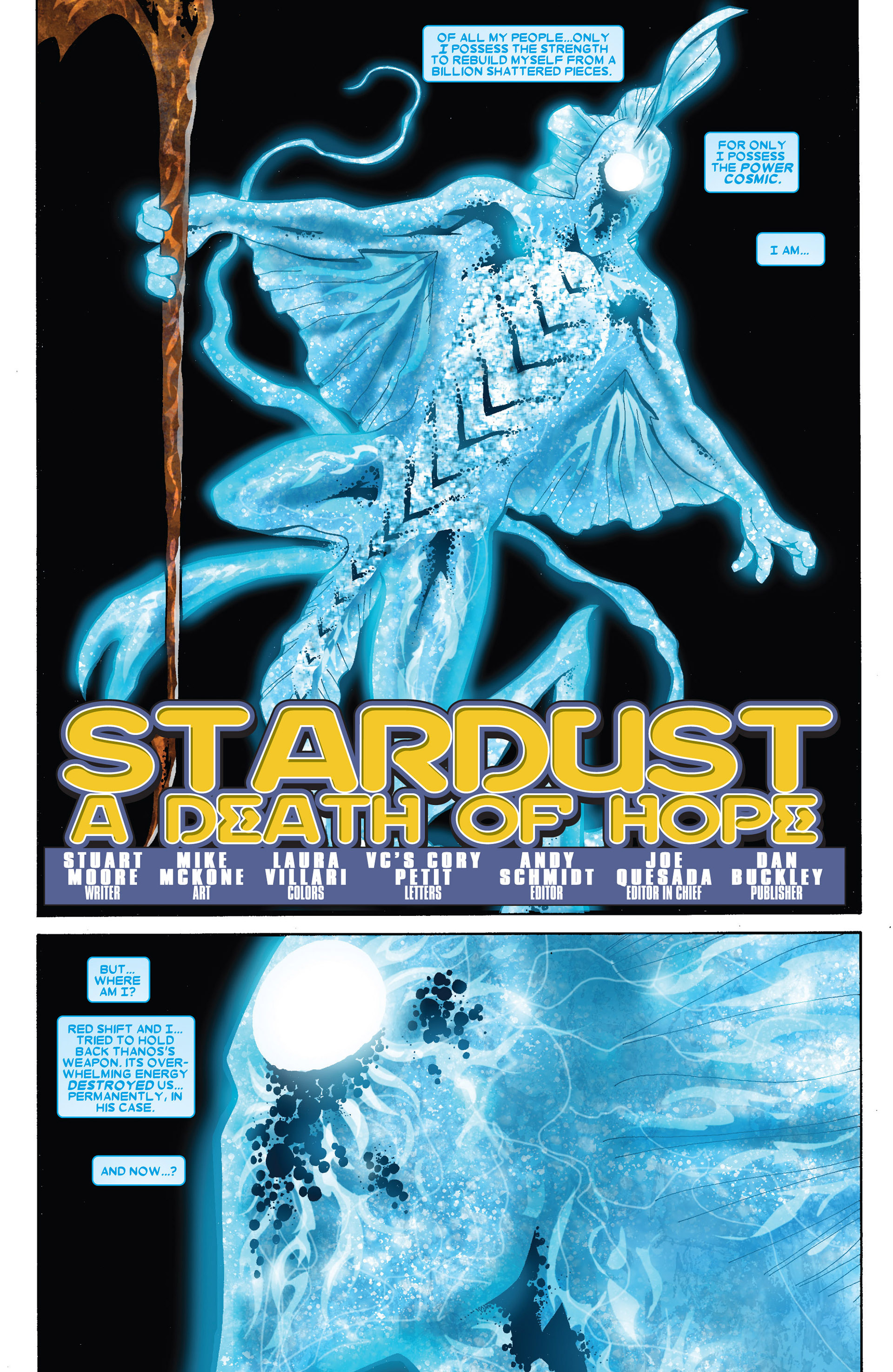 Read online Annihilation: Heralds Of Galactus comic -  Issue #1 - 27
