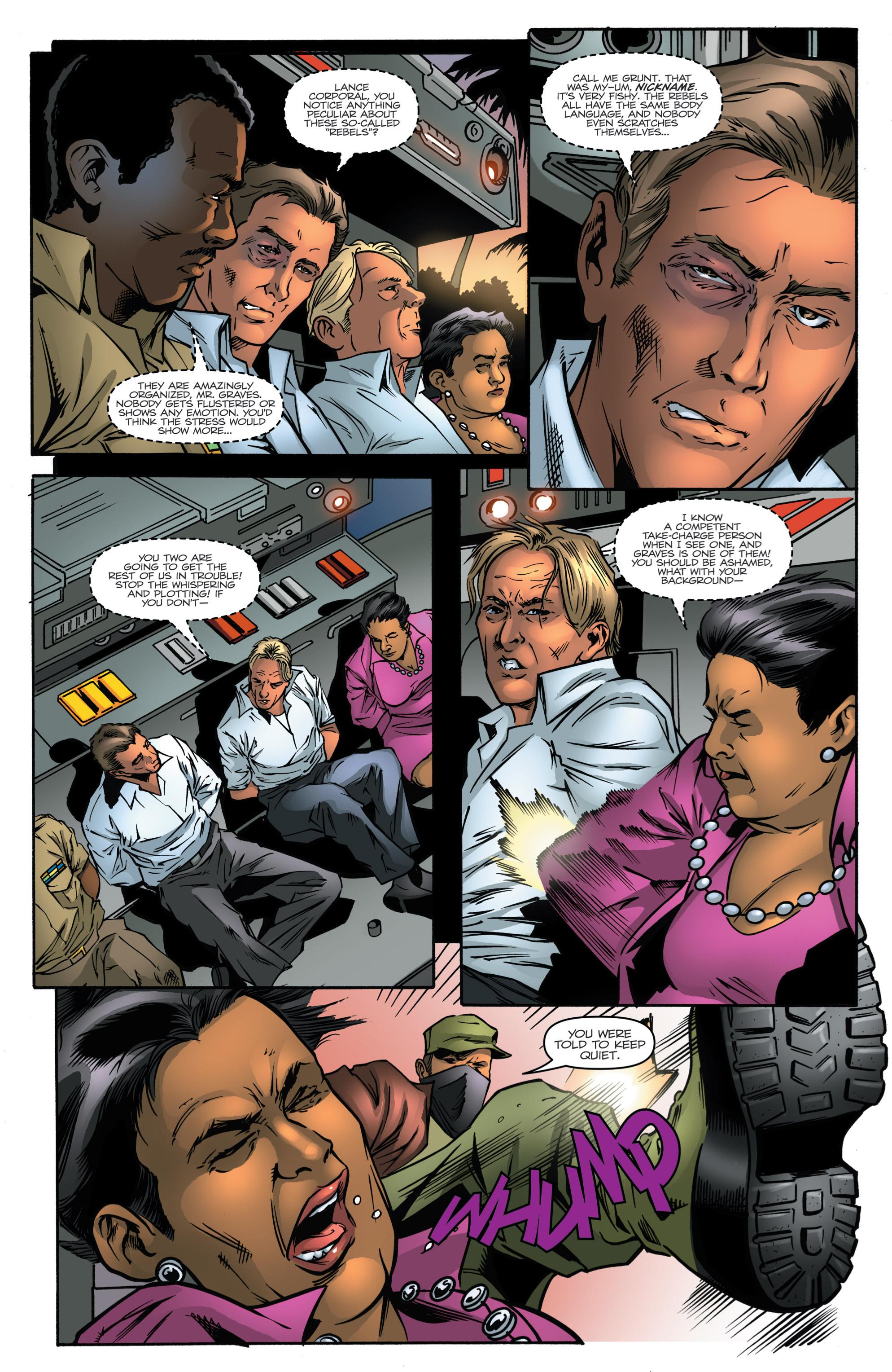 G.I. Joe: A Real American Hero 195 Page 8