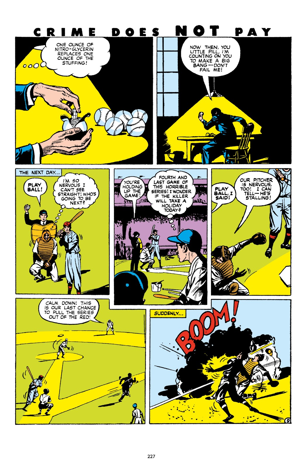 Read online Crime Does Not Pay Archives comic -  Issue # TPB 8 (Part 3) - 28