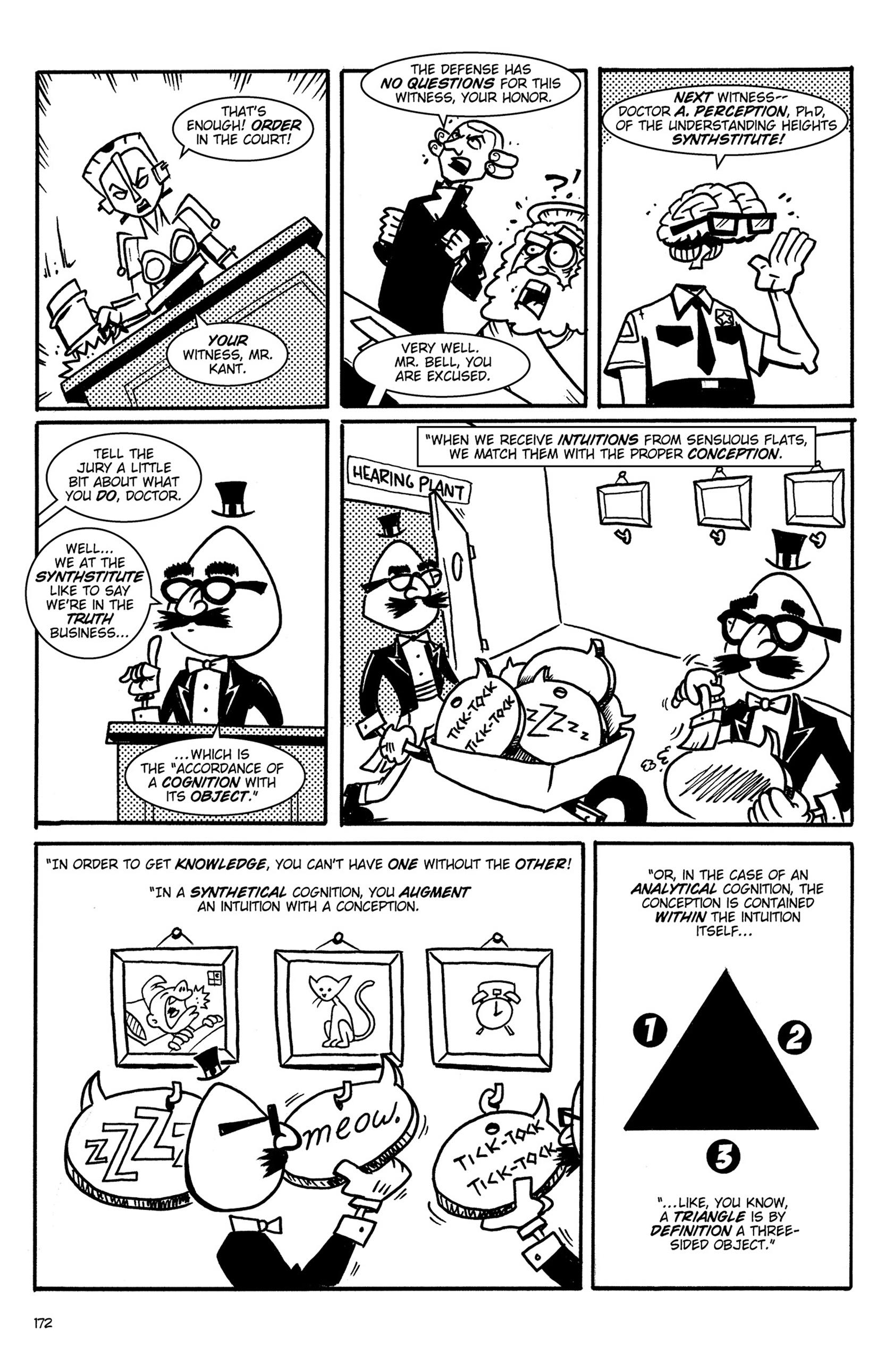 Read online Action Philosophers! comic -  Issue #Action Philosophers! TPB (Part 1) - 170