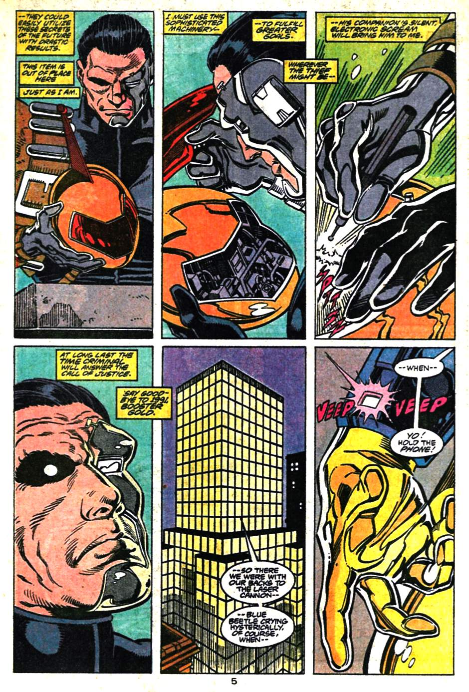 Read online Adventures of Superman (1987) comic -  Issue #476 - 6