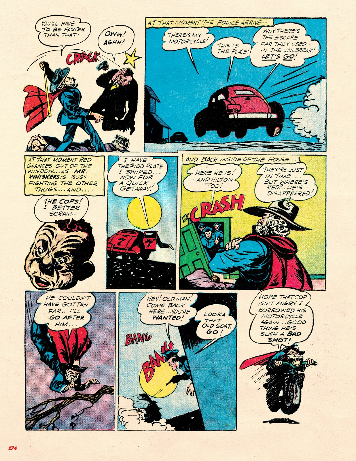 Read online Super Weird Heroes comic -  Issue # TPB 2 (Part 2) - 74