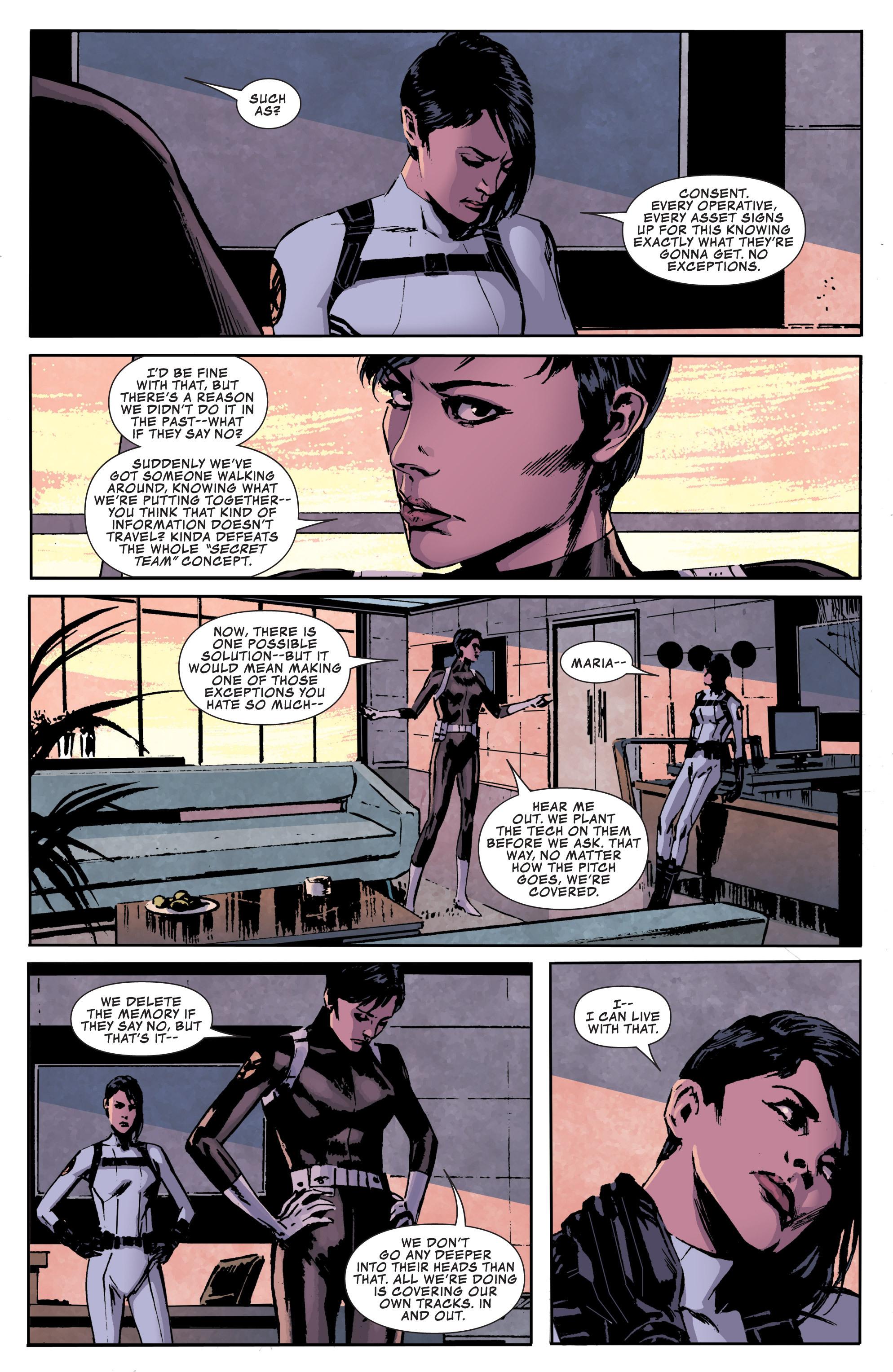 Read online Secret Avengers (2013) comic -  Issue #9 - 5