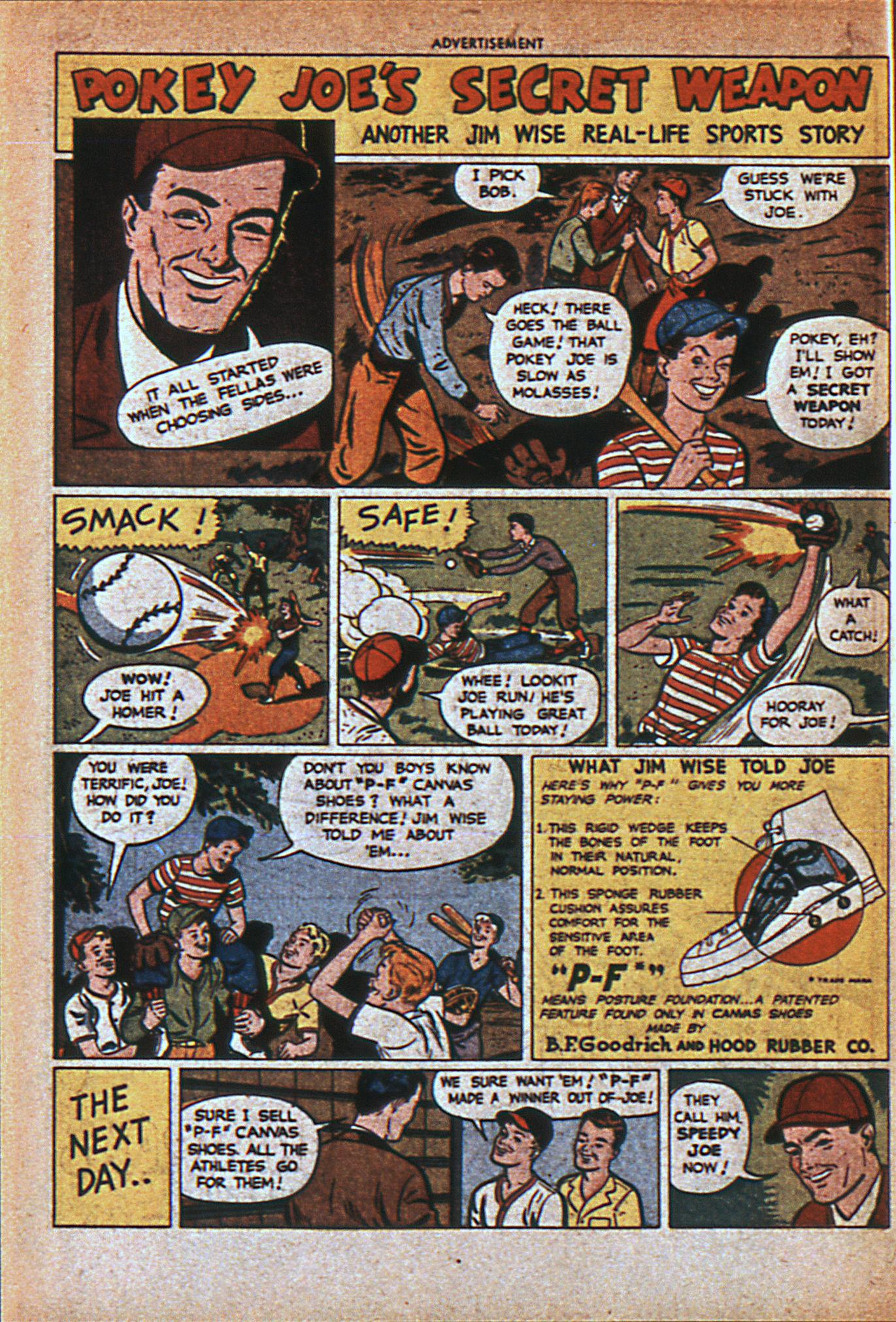 Read online Adventure Comics (1938) comic -  Issue #116 - 13