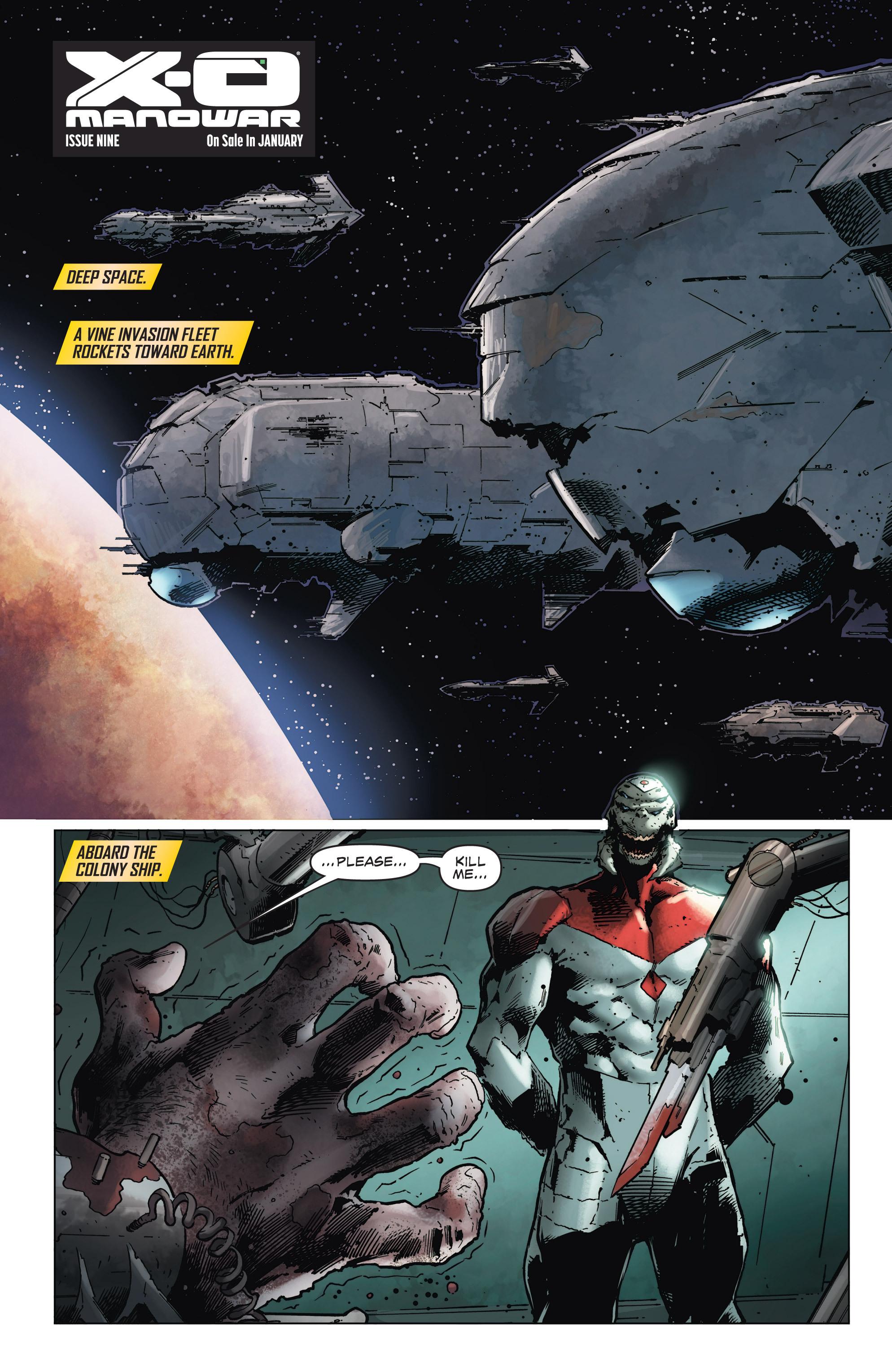 Read online Shadowman (2012) comic -  Issue #2 - 27