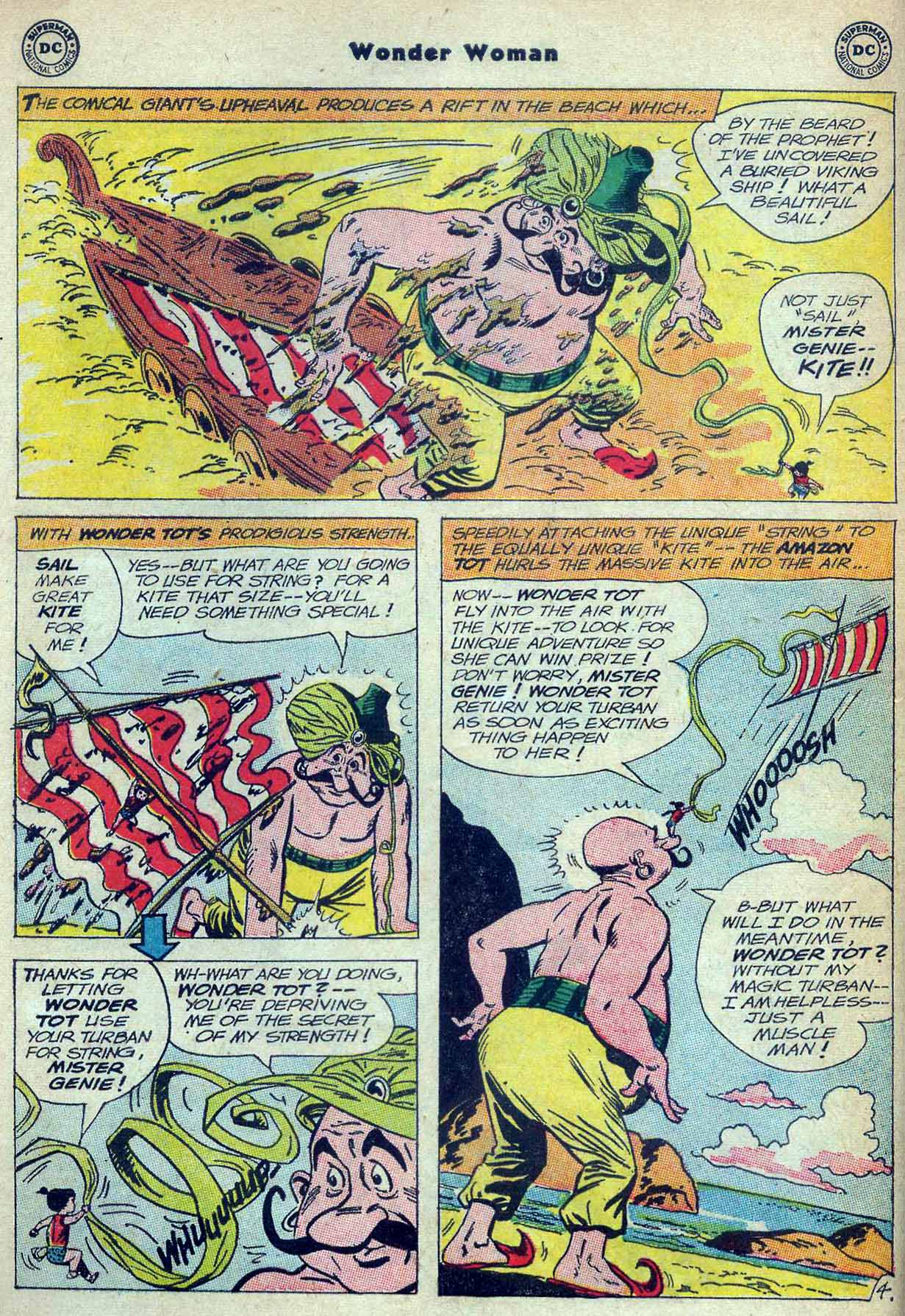 Read online Wonder Woman (1942) comic -  Issue #138 - 6