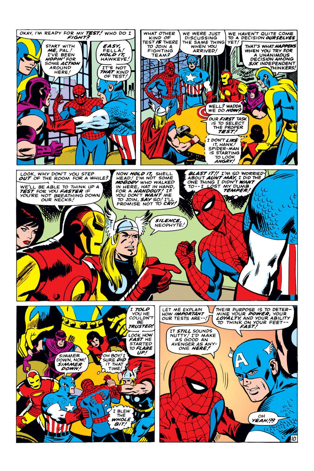 The Amazing Spider-Man (1963) _Annual_3 Page 10