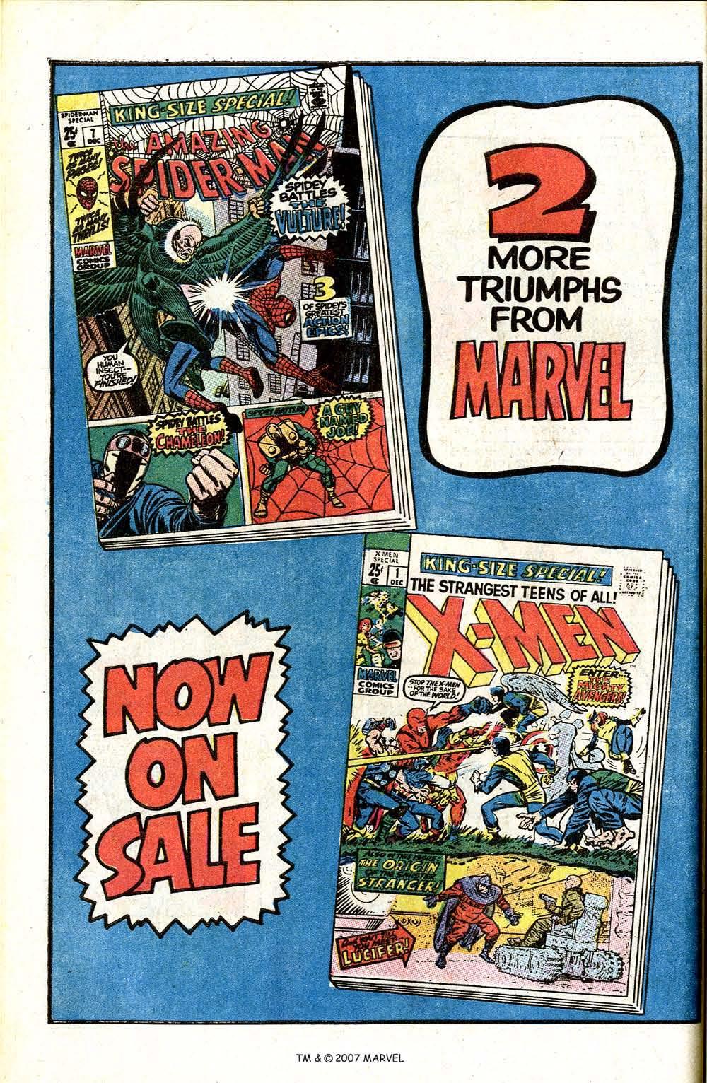 Read online Captain America (1968) comic -  Issue # _Annual 1 - 28