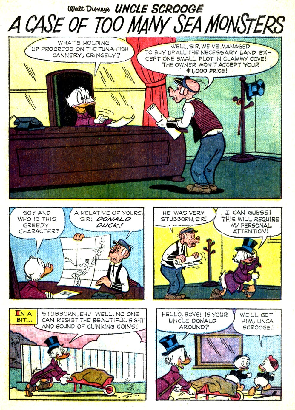 Read online Uncle Scrooge (1953) comic -  Issue #49 - 23