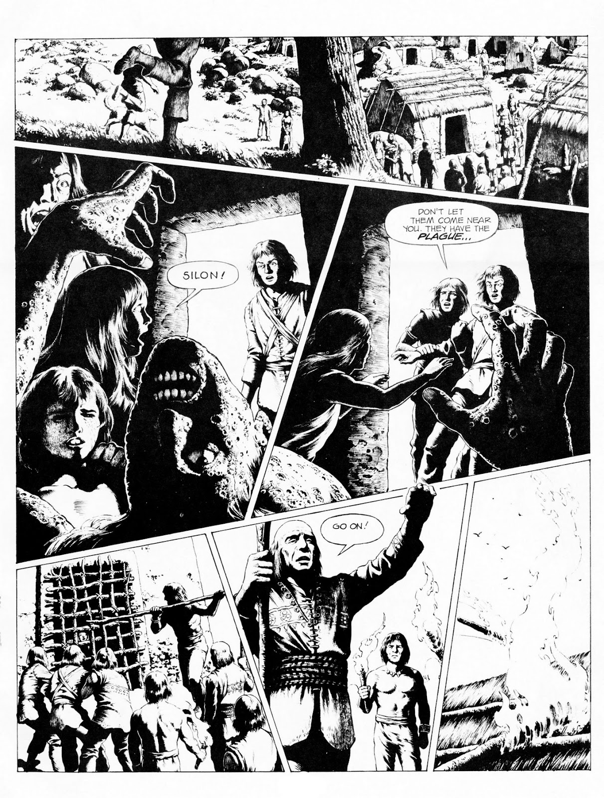 Conquering Armies issue TPB - Page 37