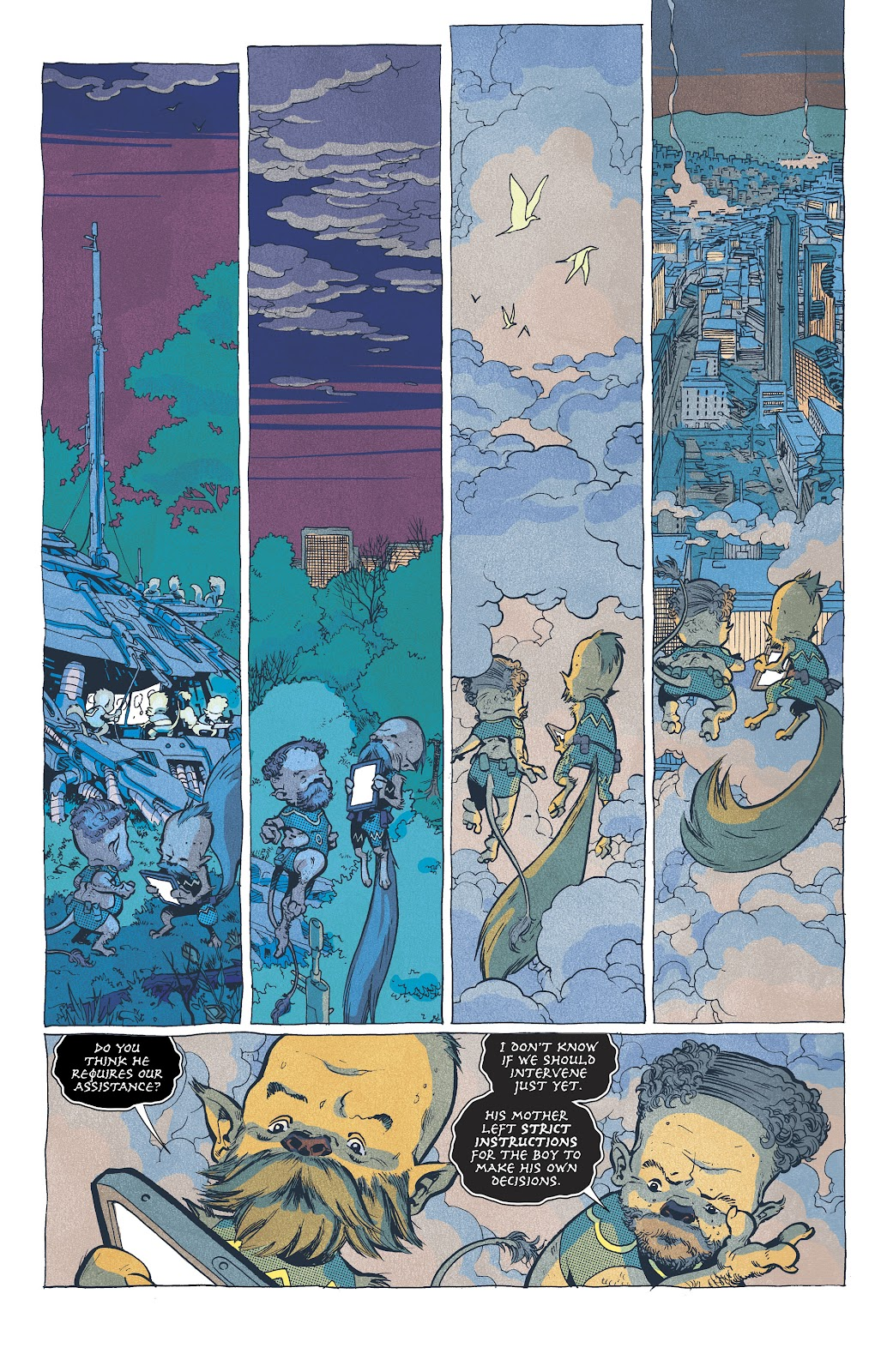 Collapser issue 4 - Page 17