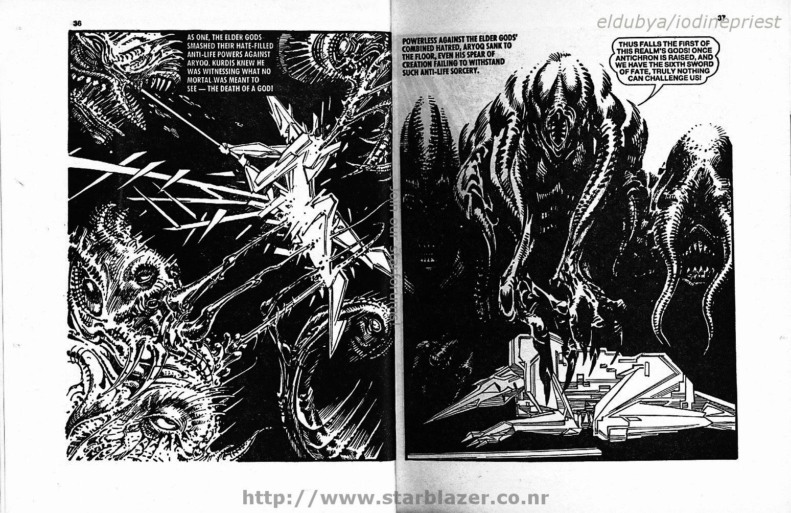 Starblazer issue 271 - Page 20