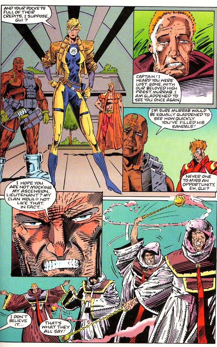 Read online Cyberspace 3000 comic -  Issue #1 - 16