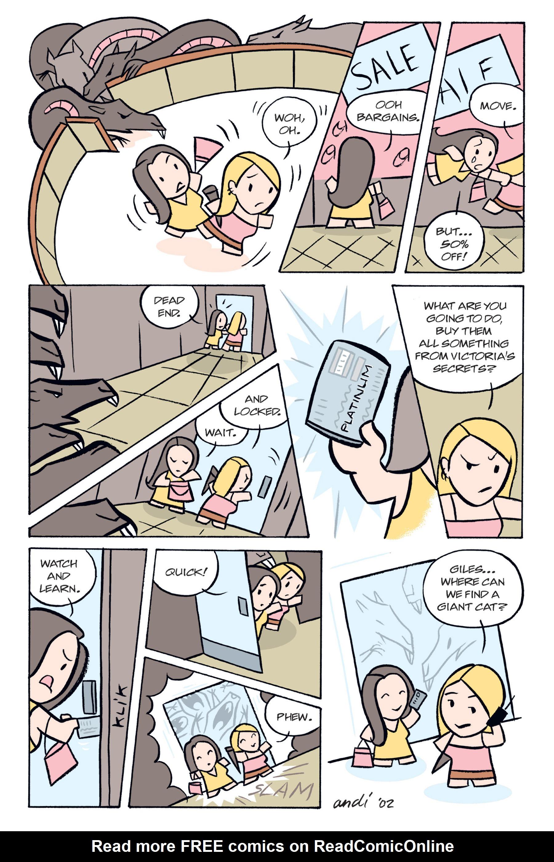 Read online Buffy the Vampire Slayer: Omnibus comic -  Issue # TPB 4 - 264