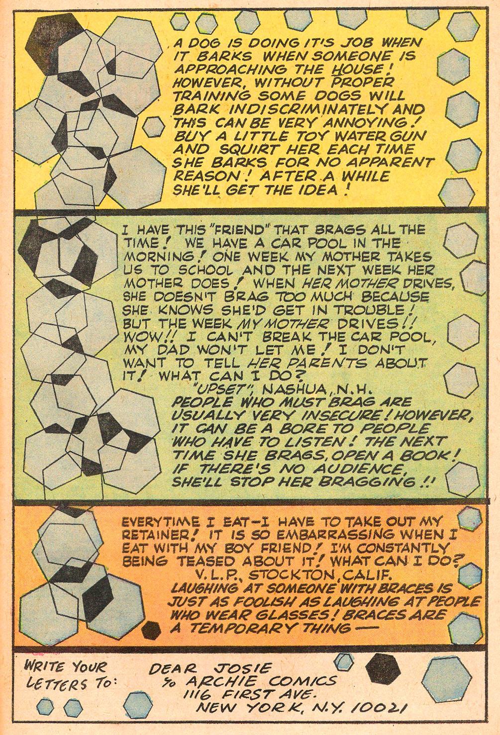 Read online She's Josie comic -  Issue #69 - 42