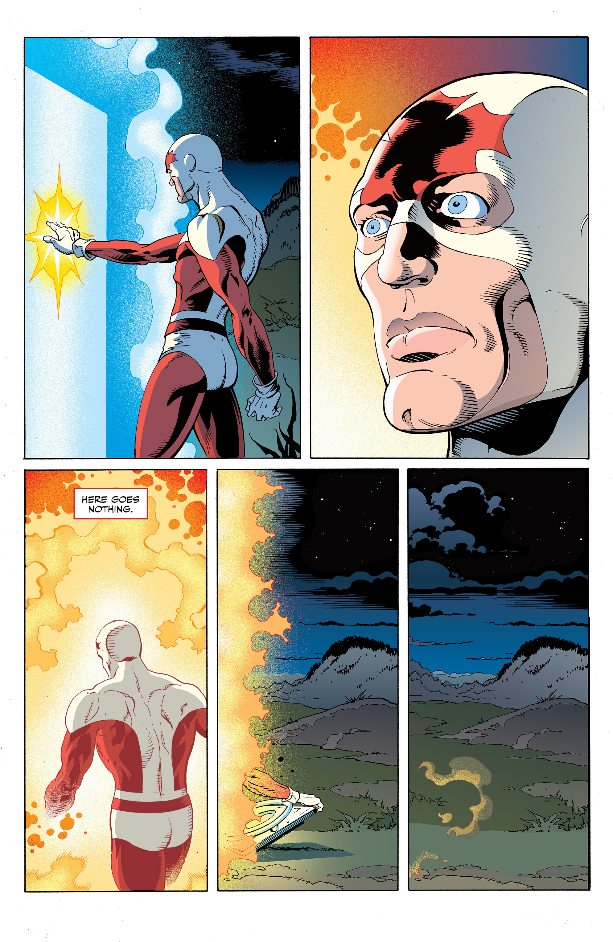 Read online All-New Classic Captain Canuck comic -  Issue #1 - 5