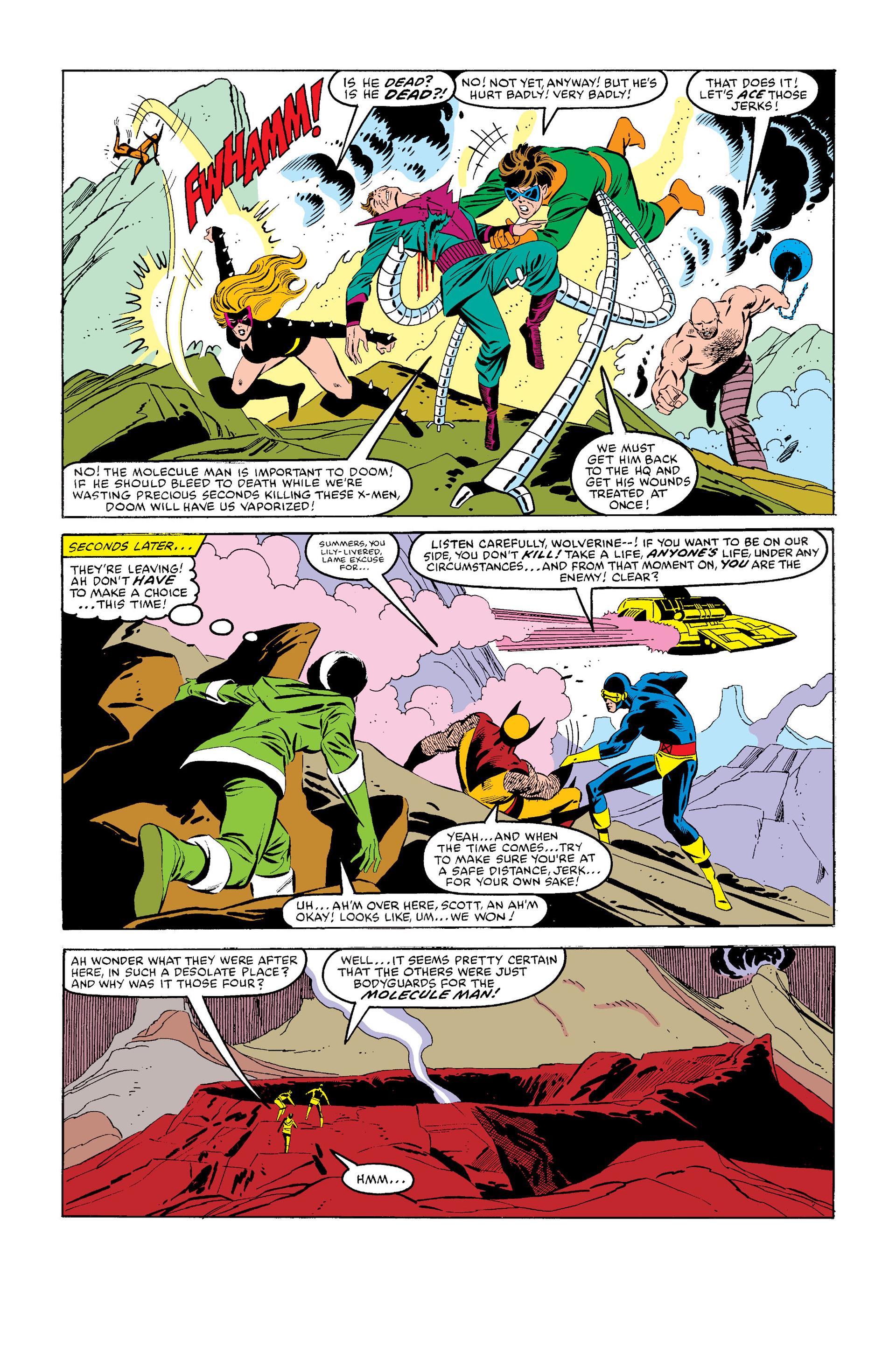 Read online Secret Wars (1985) comic -  Issue #6 - 21