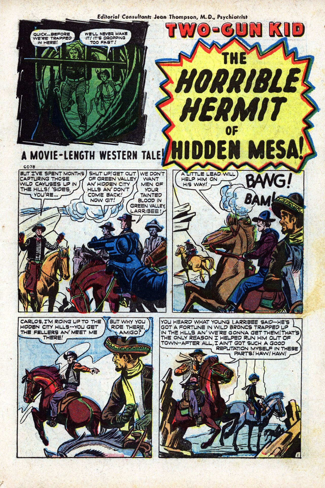 Read online Two-Gun Kid comic -  Issue #10 - 3