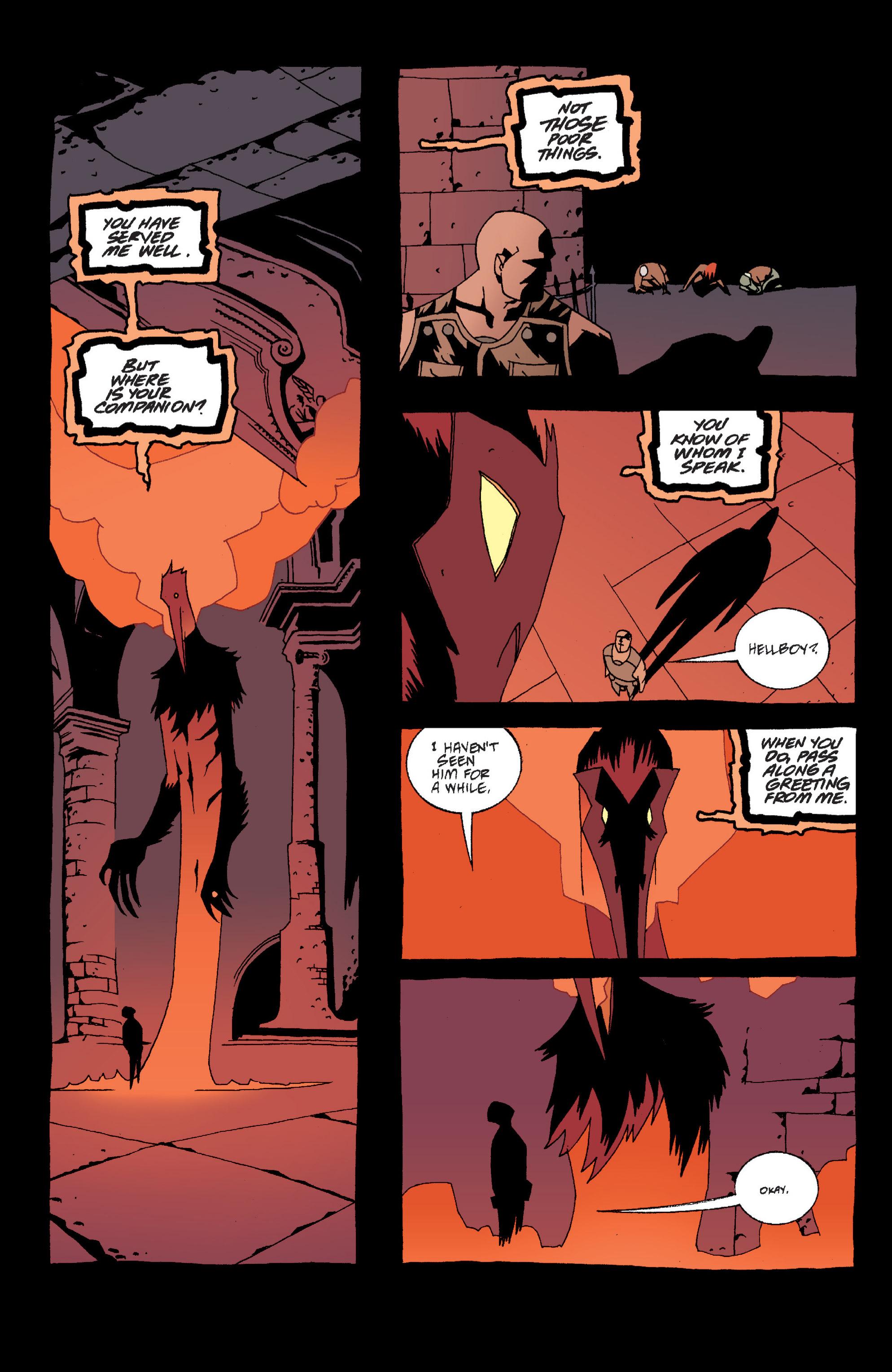 Read online B.P.R.D. (2003) comic -  Issue # TPB 2 - 28