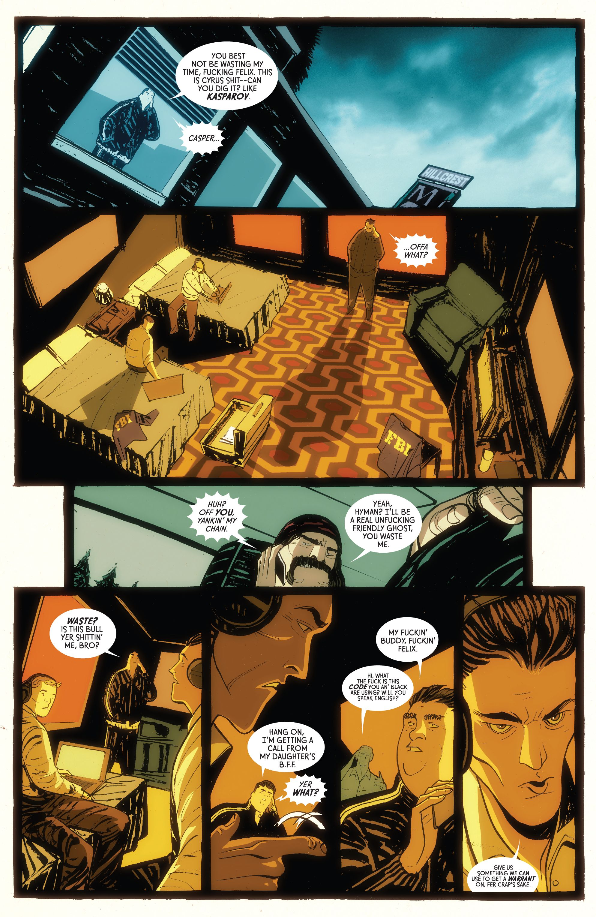 Read online American Monster comic -  Issue #6 - 13