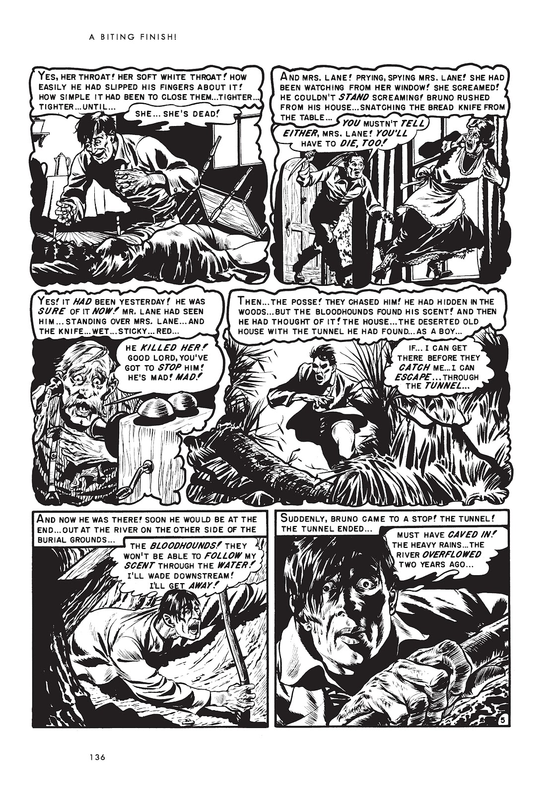 Read online Doctor of Horror and Other Stories comic -  Issue # TPB (Part 2) - 52